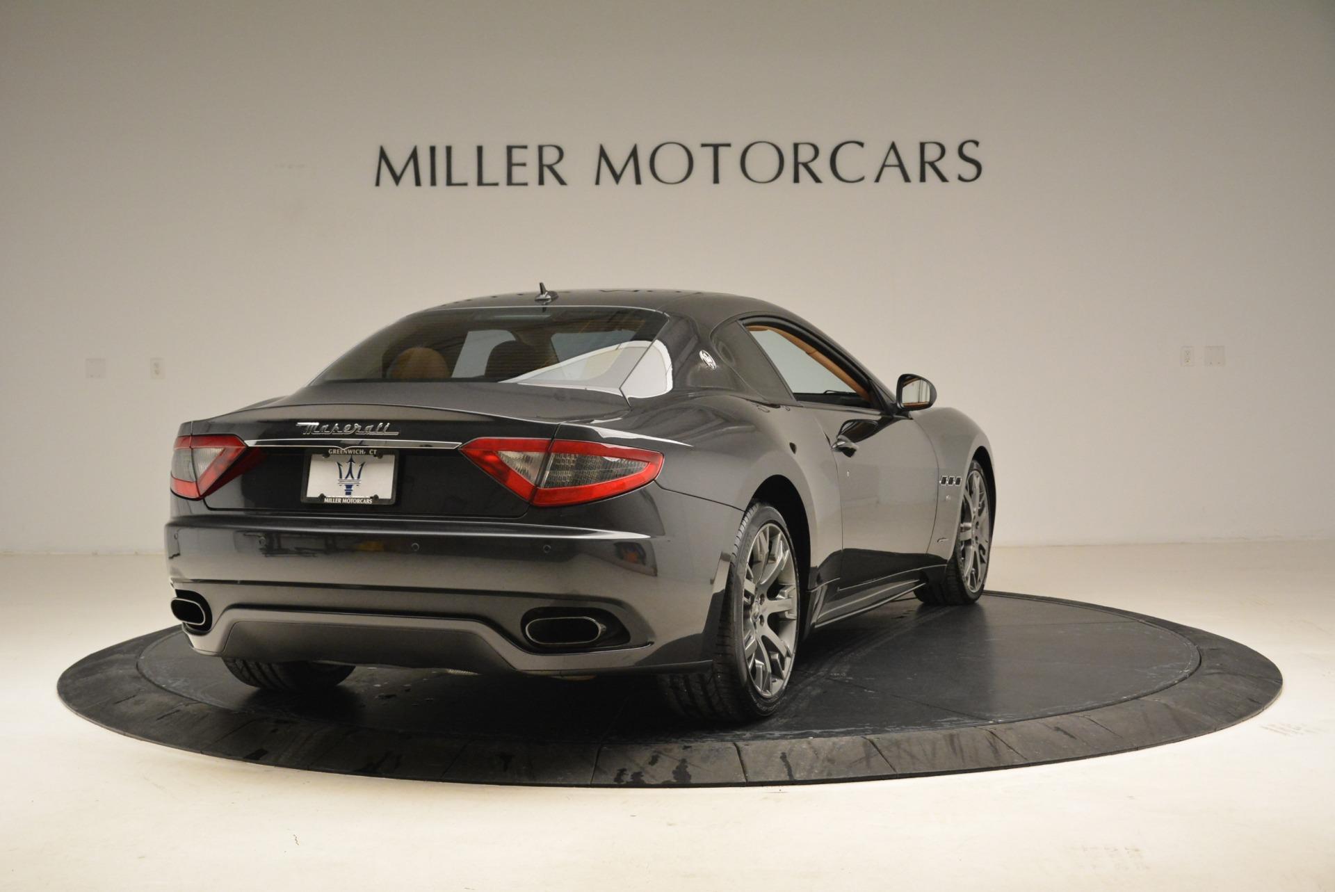 Used 2014 Maserati GranTurismo Sport For Sale In Westport, CT 2067_p6