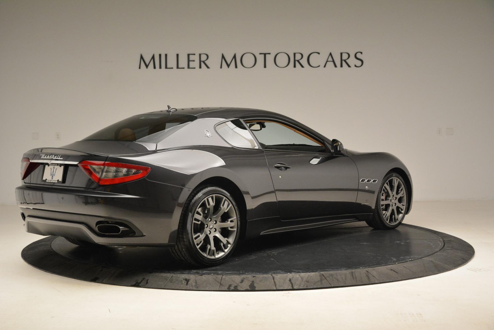 Used 2014 Maserati GranTurismo Sport For Sale In Westport, CT 2067_p7