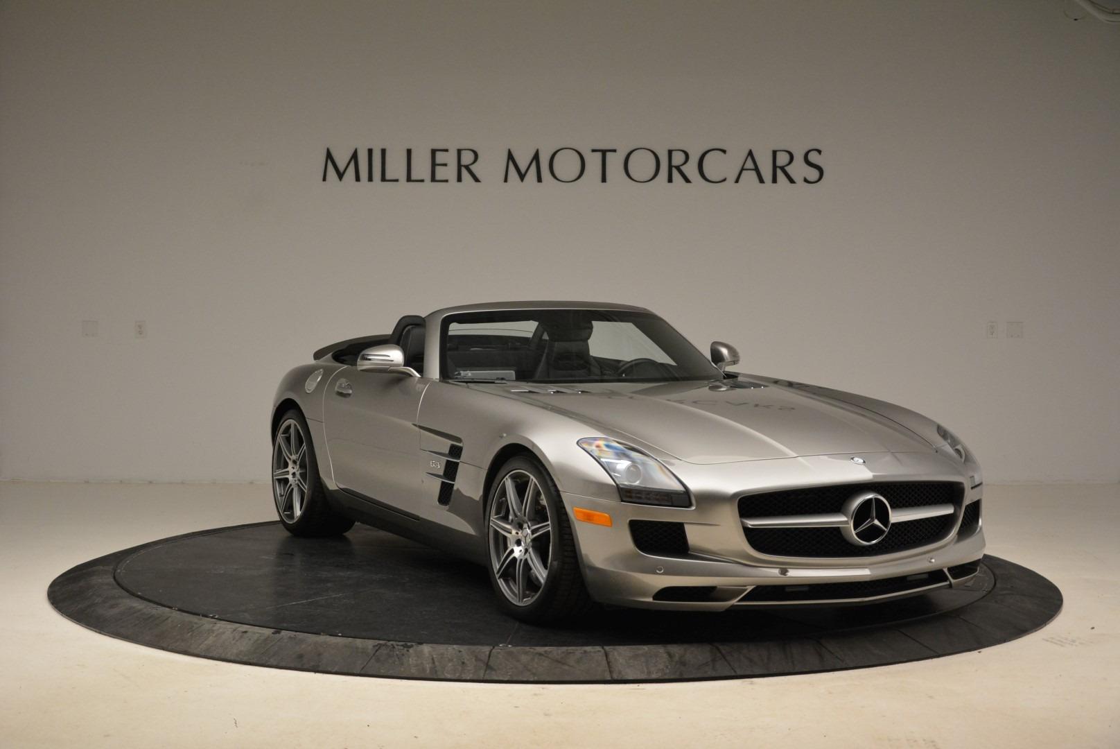 Used 2012 Mercedes-Benz SLS AMG  For Sale In Westport, CT 2068_p11