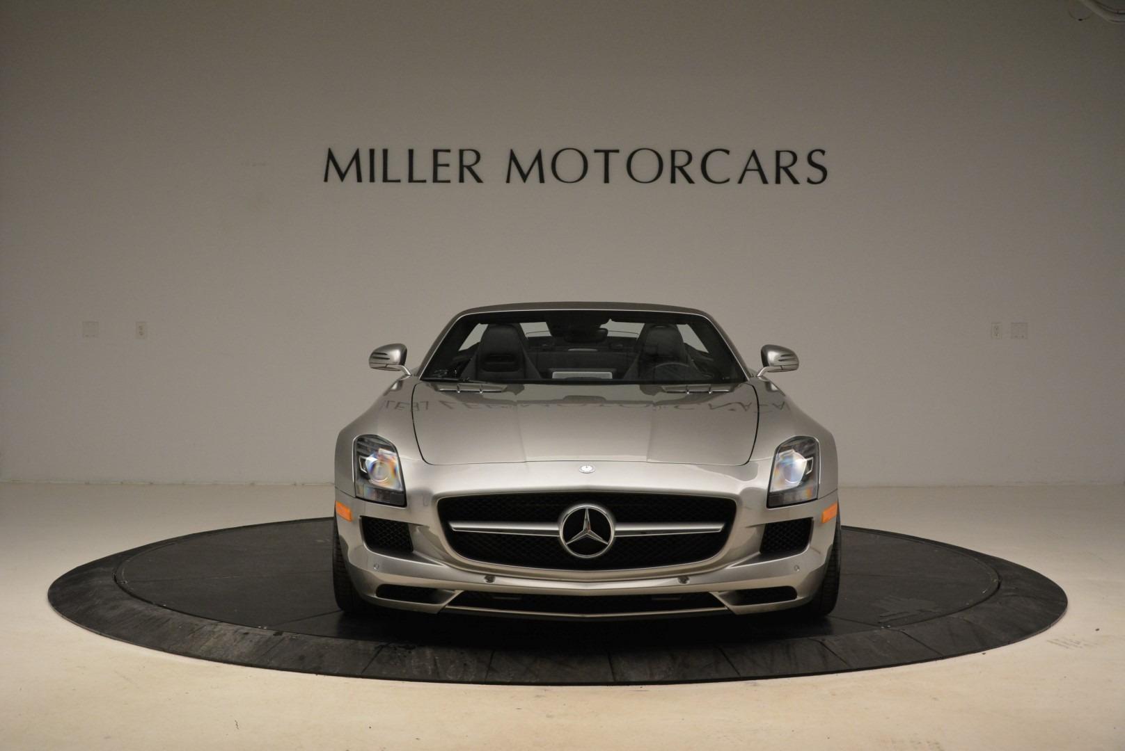 Used 2012 Mercedes-Benz SLS AMG  For Sale In Westport, CT 2068_p12