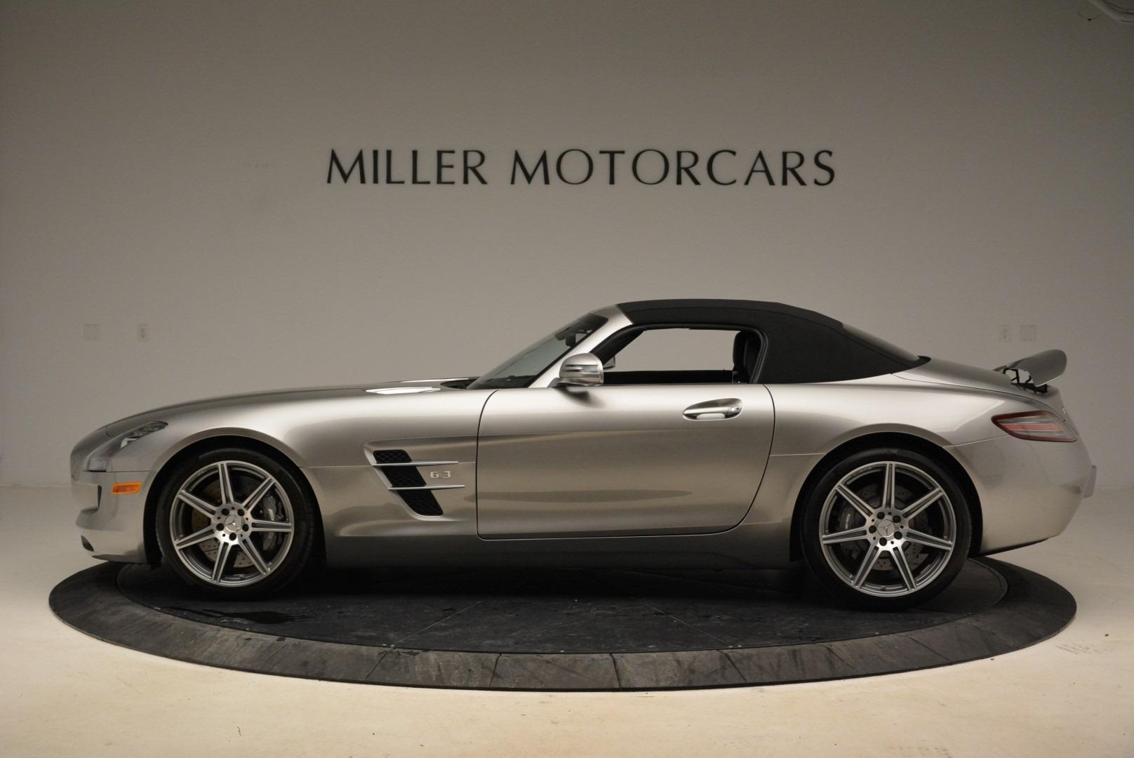 Used 2012 Mercedes-Benz SLS AMG  For Sale In Westport, CT 2068_p14