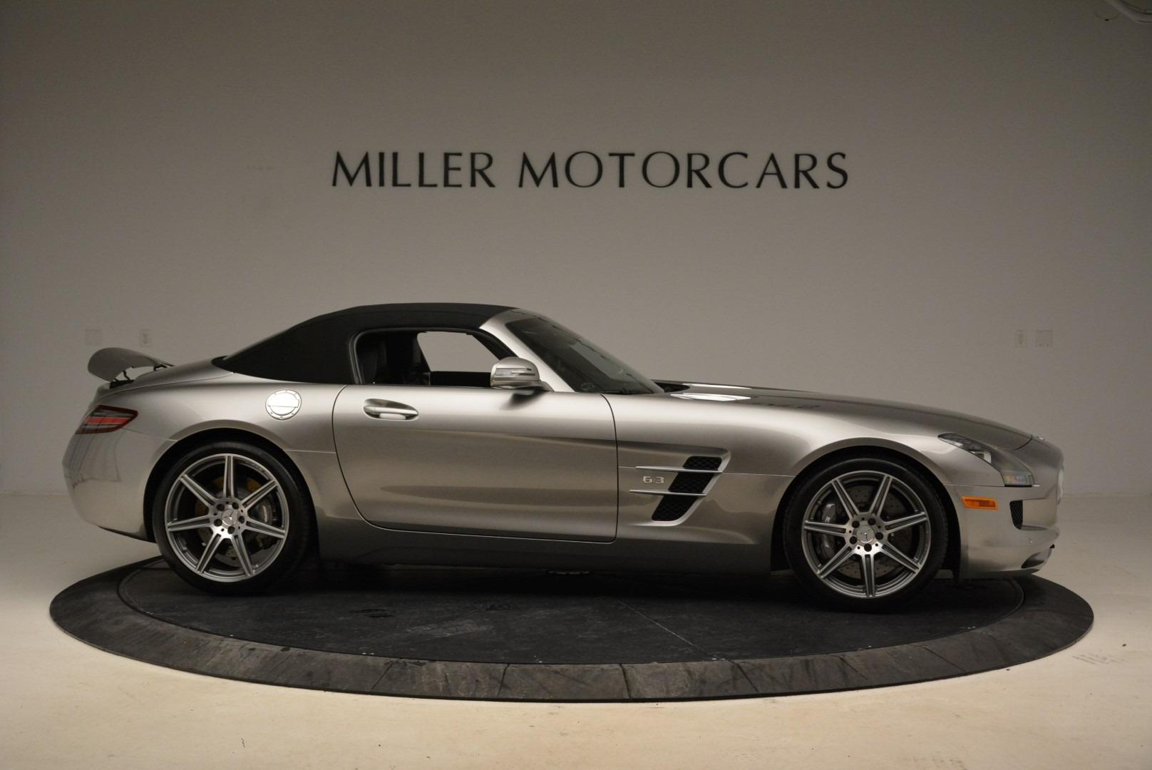Used 2012 Mercedes-Benz SLS AMG  For Sale In Westport, CT 2068_p18