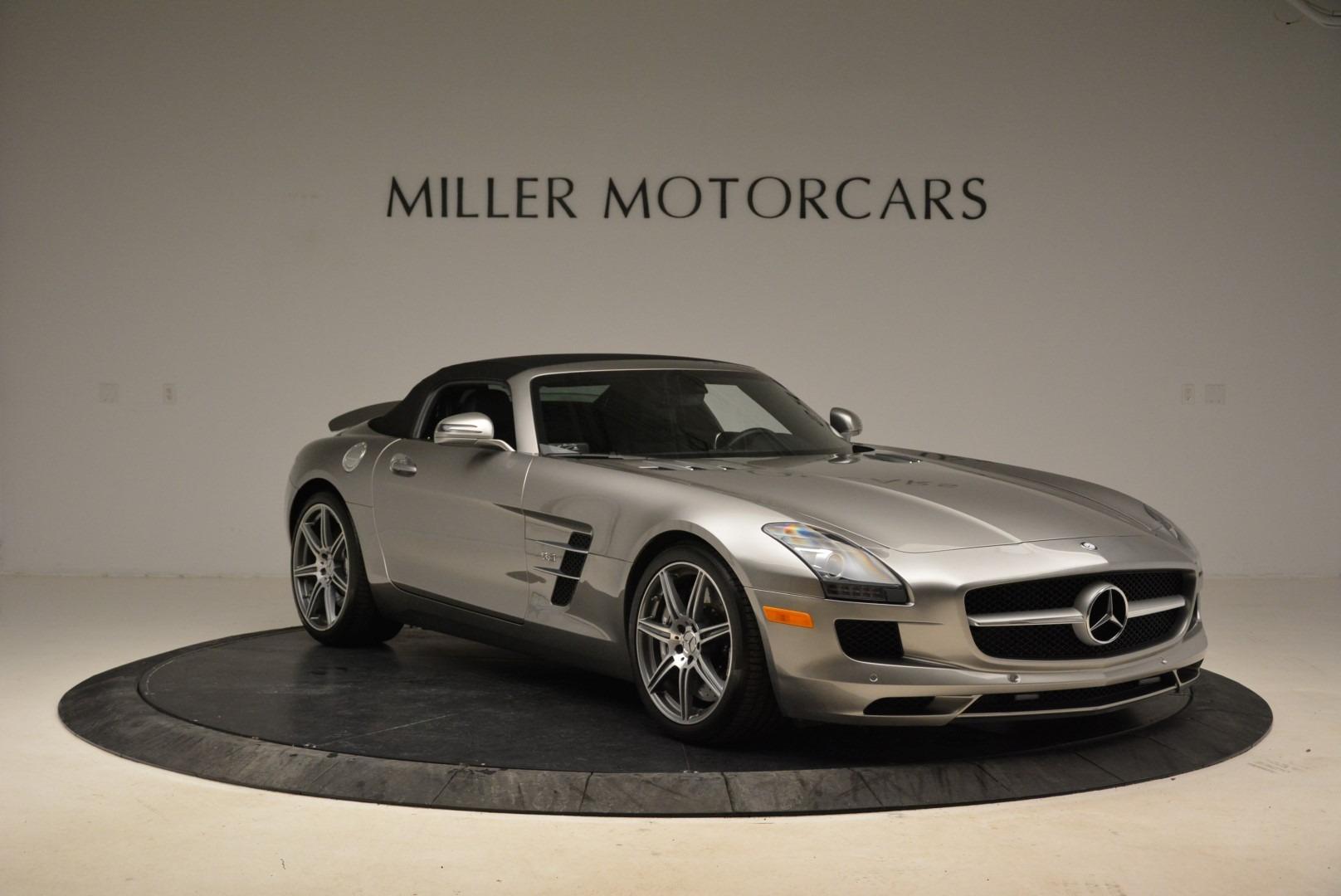 Used 2012 Mercedes-Benz SLS AMG  For Sale In Westport, CT 2068_p19