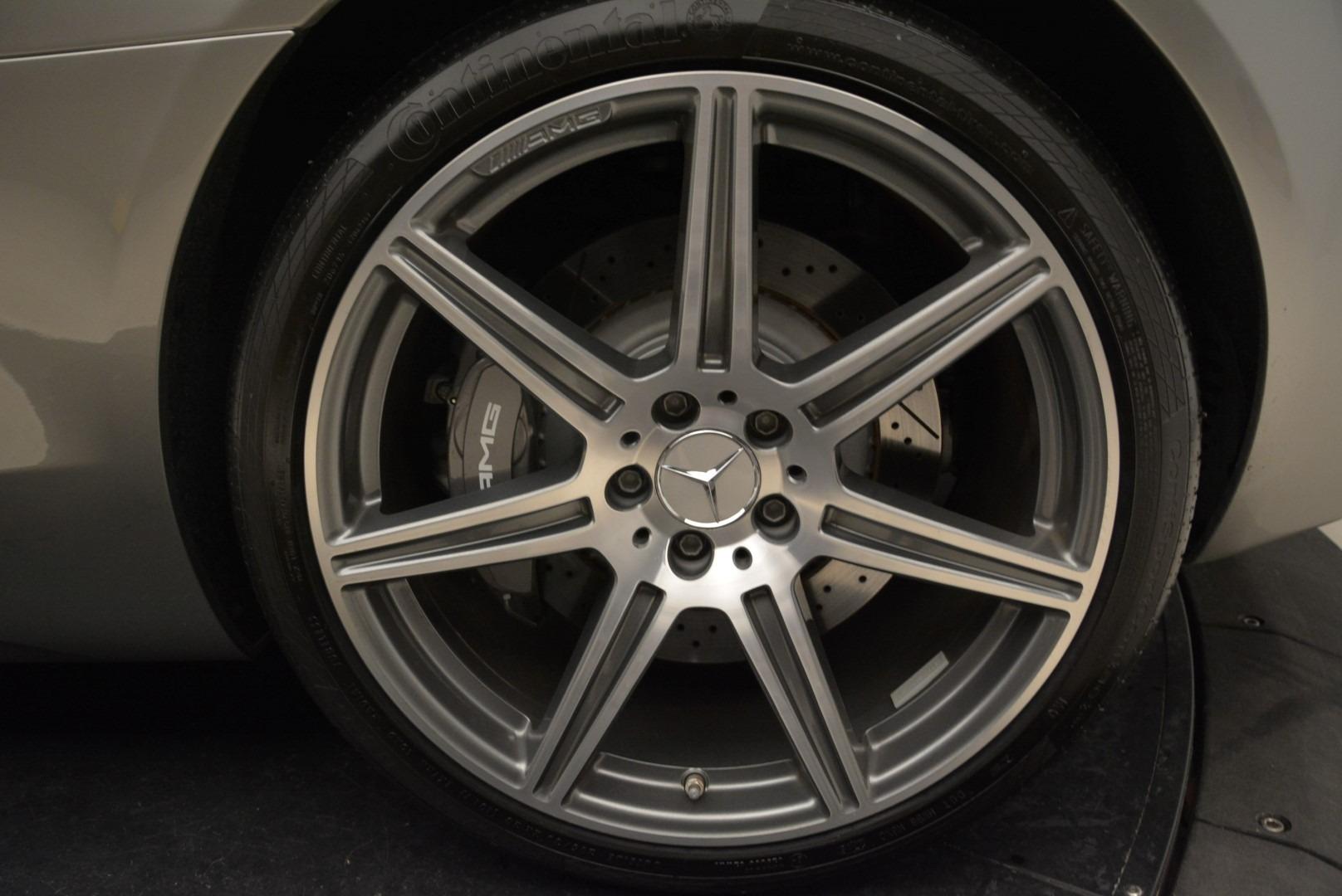 Used 2012 Mercedes-Benz SLS AMG  For Sale In Westport, CT 2068_p22