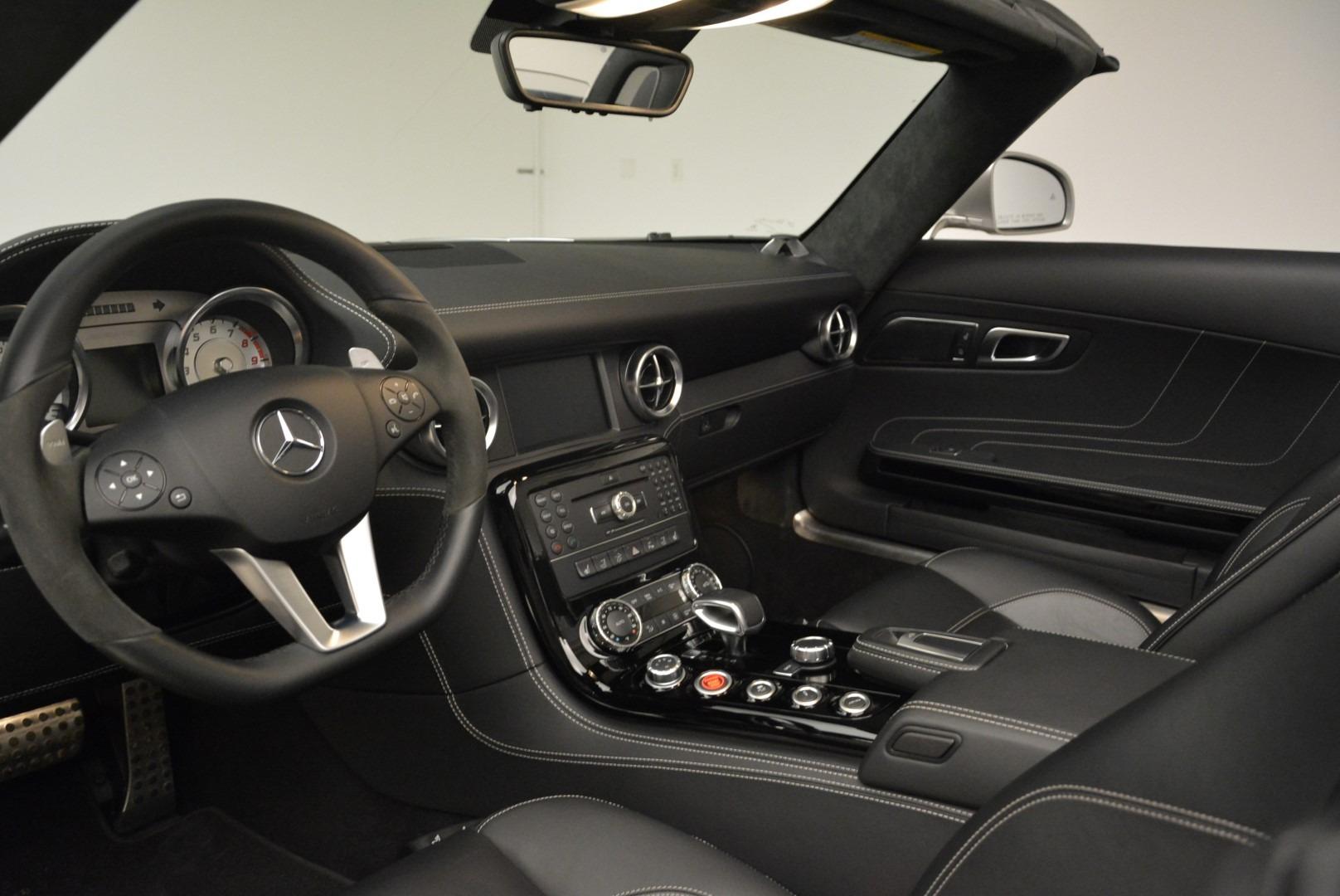 Used 2012 Mercedes-Benz SLS AMG  For Sale In Westport, CT 2068_p23
