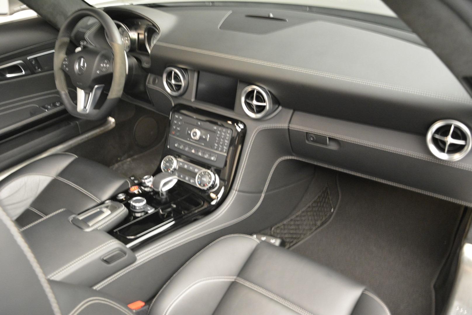 Used 2012 Mercedes-Benz SLS AMG  For Sale In Westport, CT 2068_p26