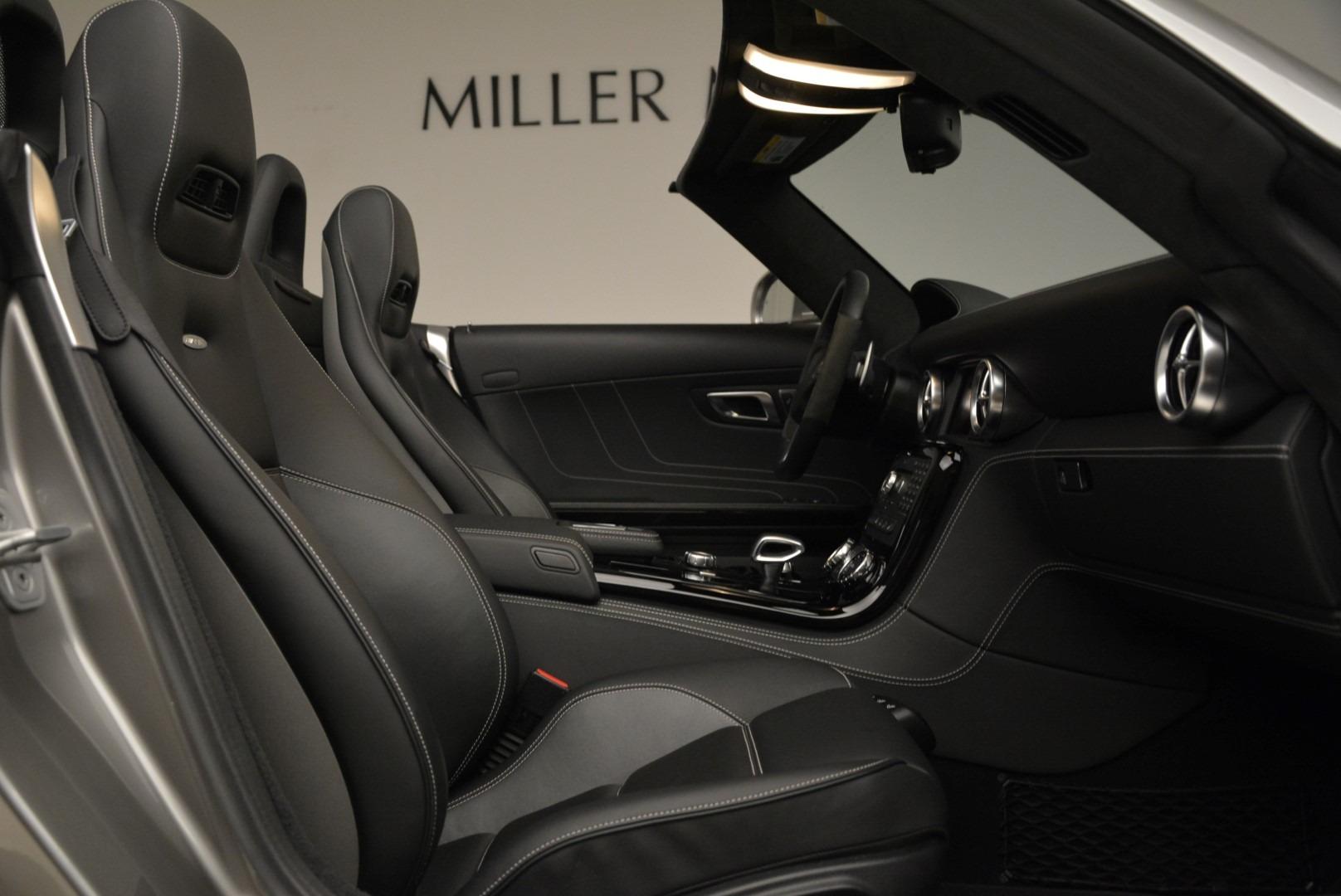 Used 2012 Mercedes-Benz SLS AMG  For Sale In Westport, CT 2068_p27