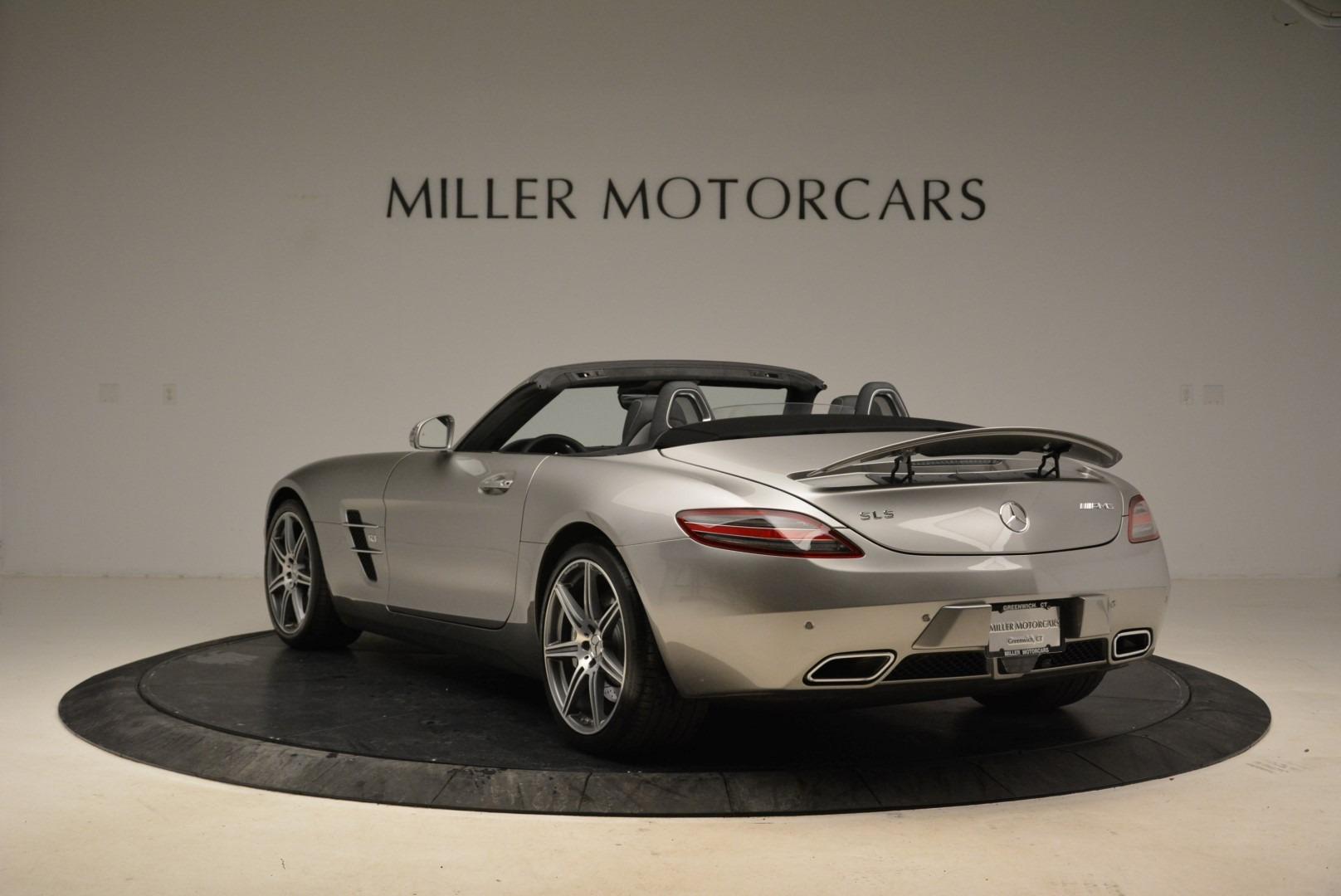 Used 2012 Mercedes-Benz SLS AMG  For Sale In Westport, CT 2068_p5