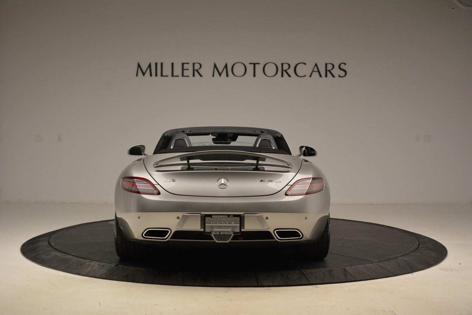 Used 2012 Mercedes-Benz SLS AMG  For Sale In Westport, CT 2068_p6
