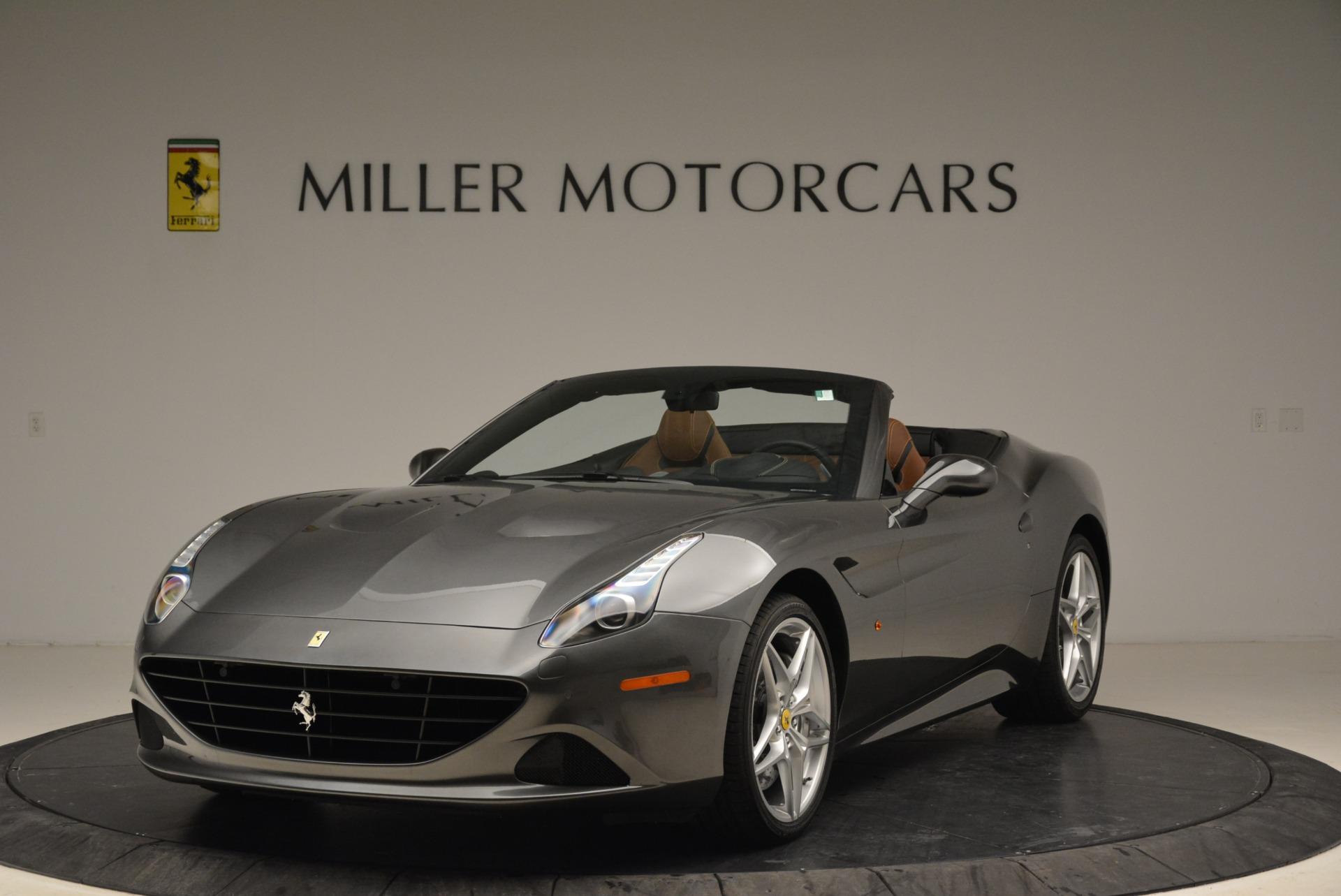 Used 2016 Ferrari California T  For Sale In Westport, CT 2069_main