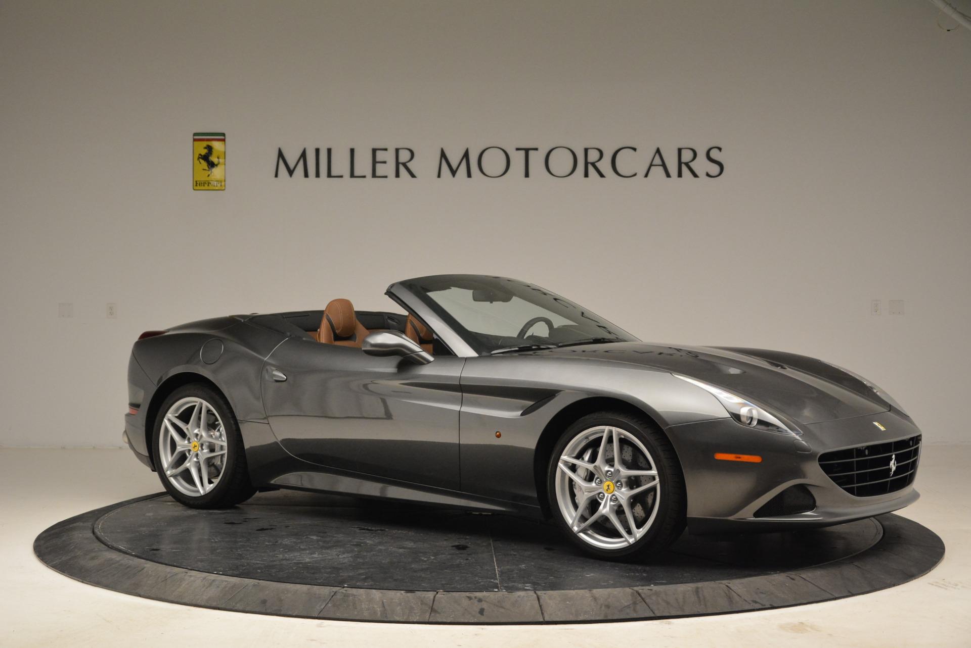 Used 2016 Ferrari California T  For Sale In Westport, CT 2069_p10