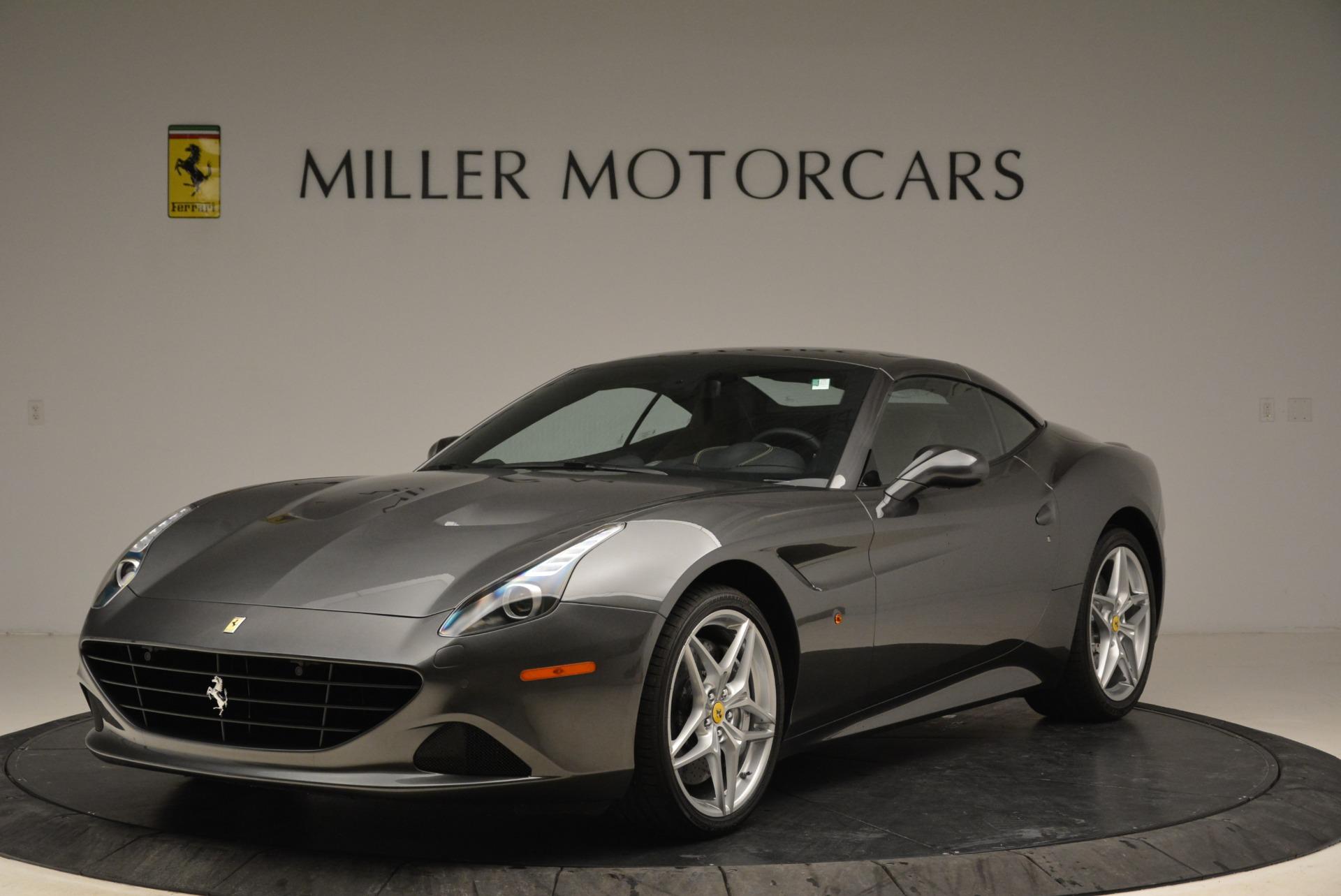 Used 2016 Ferrari California T  For Sale In Westport, CT 2069_p13