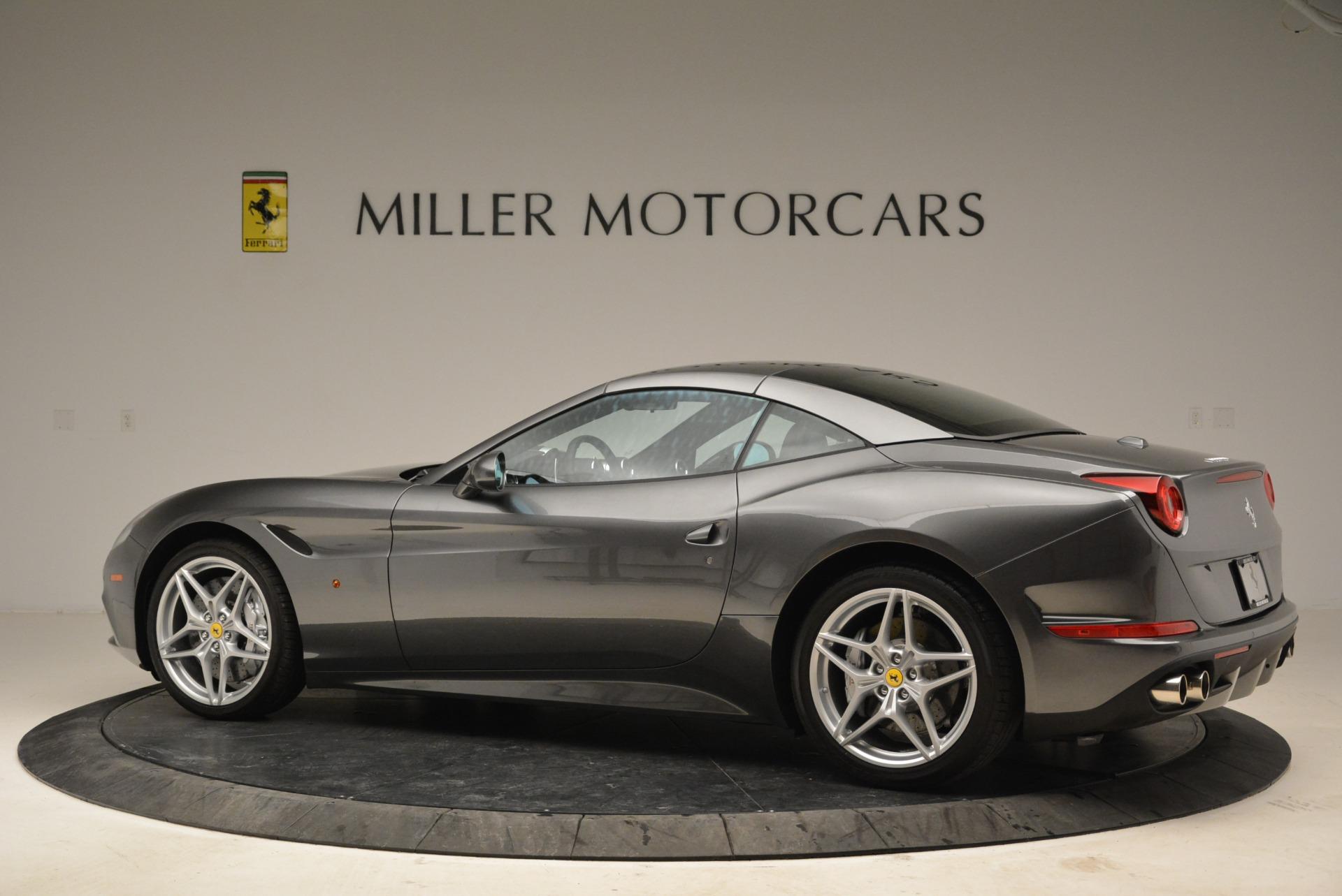 Used 2016 Ferrari California T  For Sale In Westport, CT 2069_p16