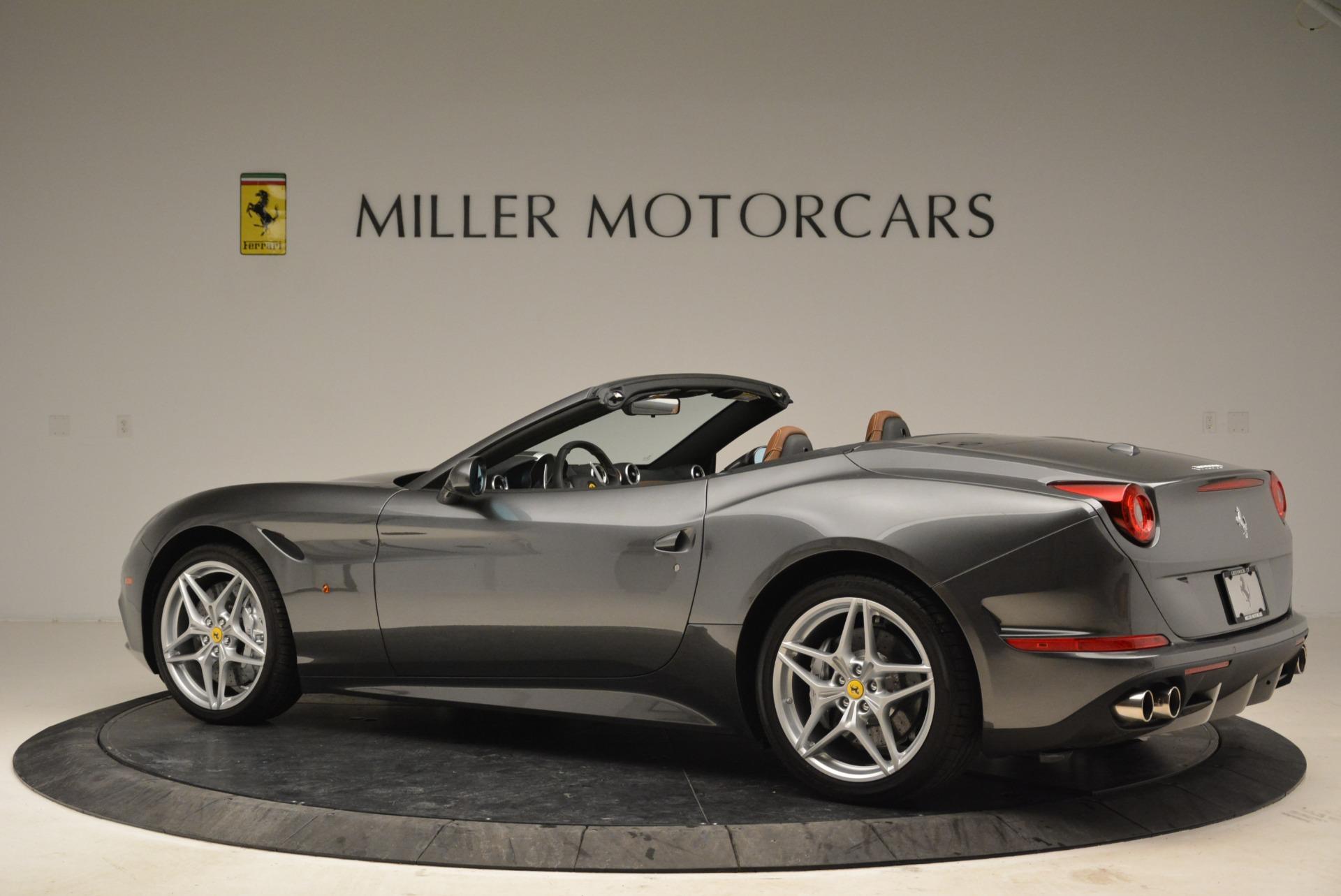Used 2016 Ferrari California T  For Sale In Westport, CT 2069_p4