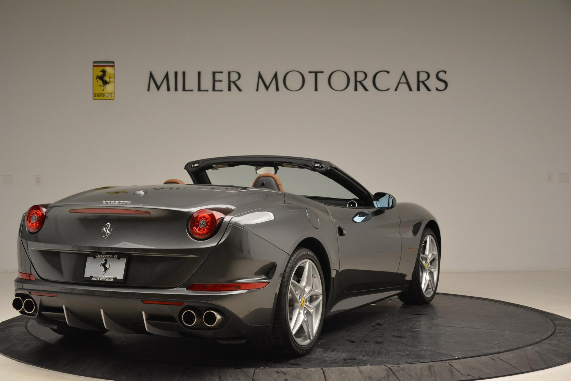 Used 2016 Ferrari California T  For Sale In Westport, CT 2069_p7