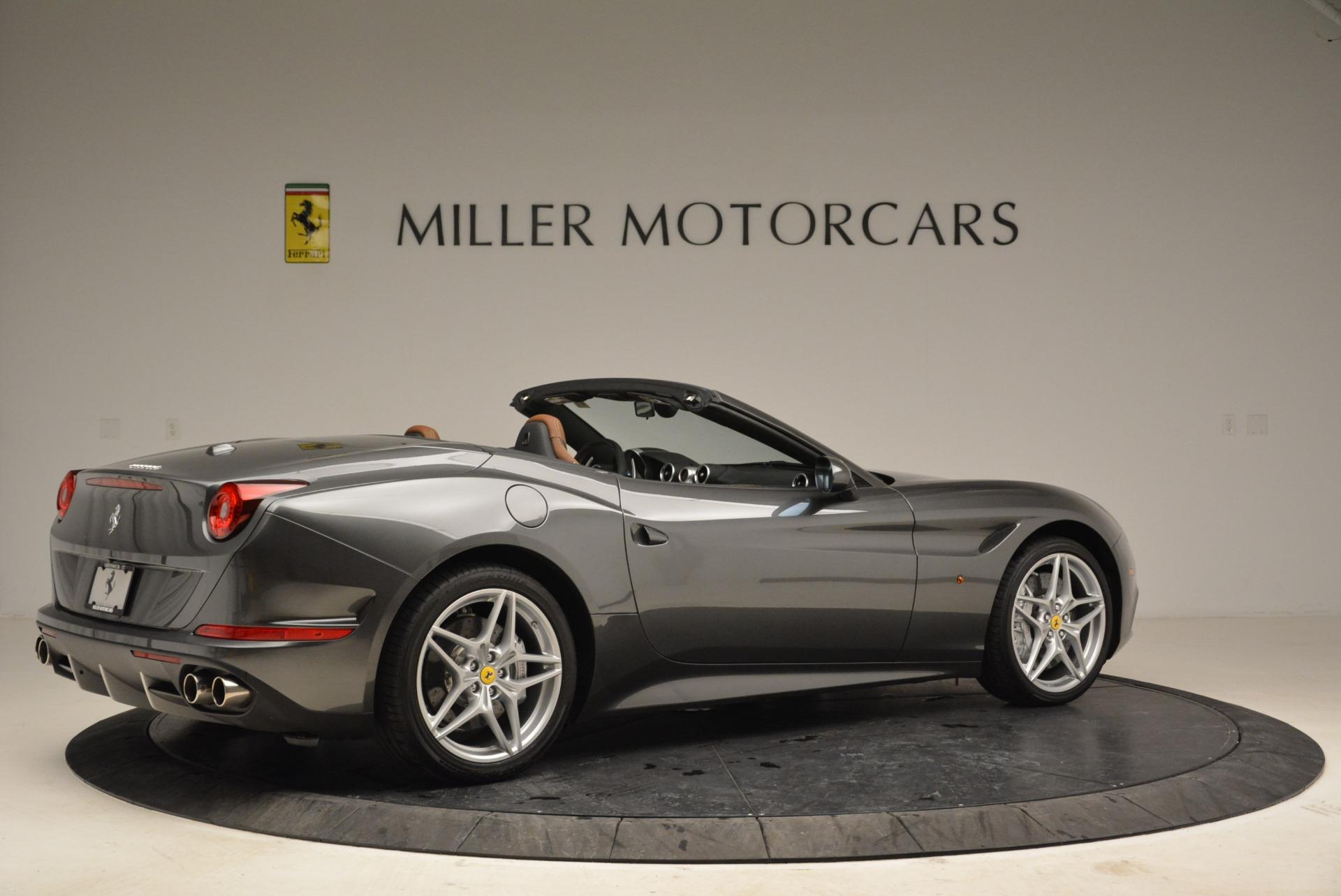 Used 2016 Ferrari California T  For Sale In Westport, CT 2069_p8