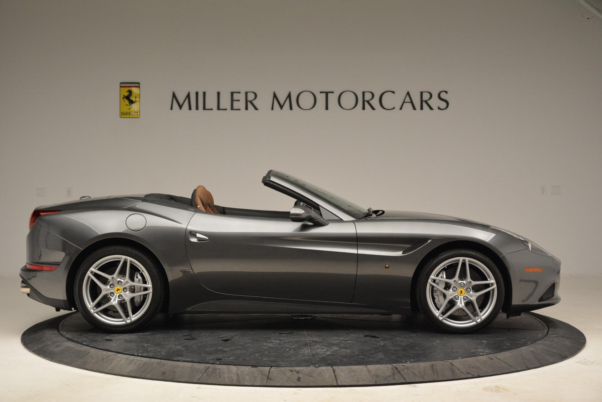 Used 2016 Ferrari California T  For Sale In Westport, CT 2069_p9