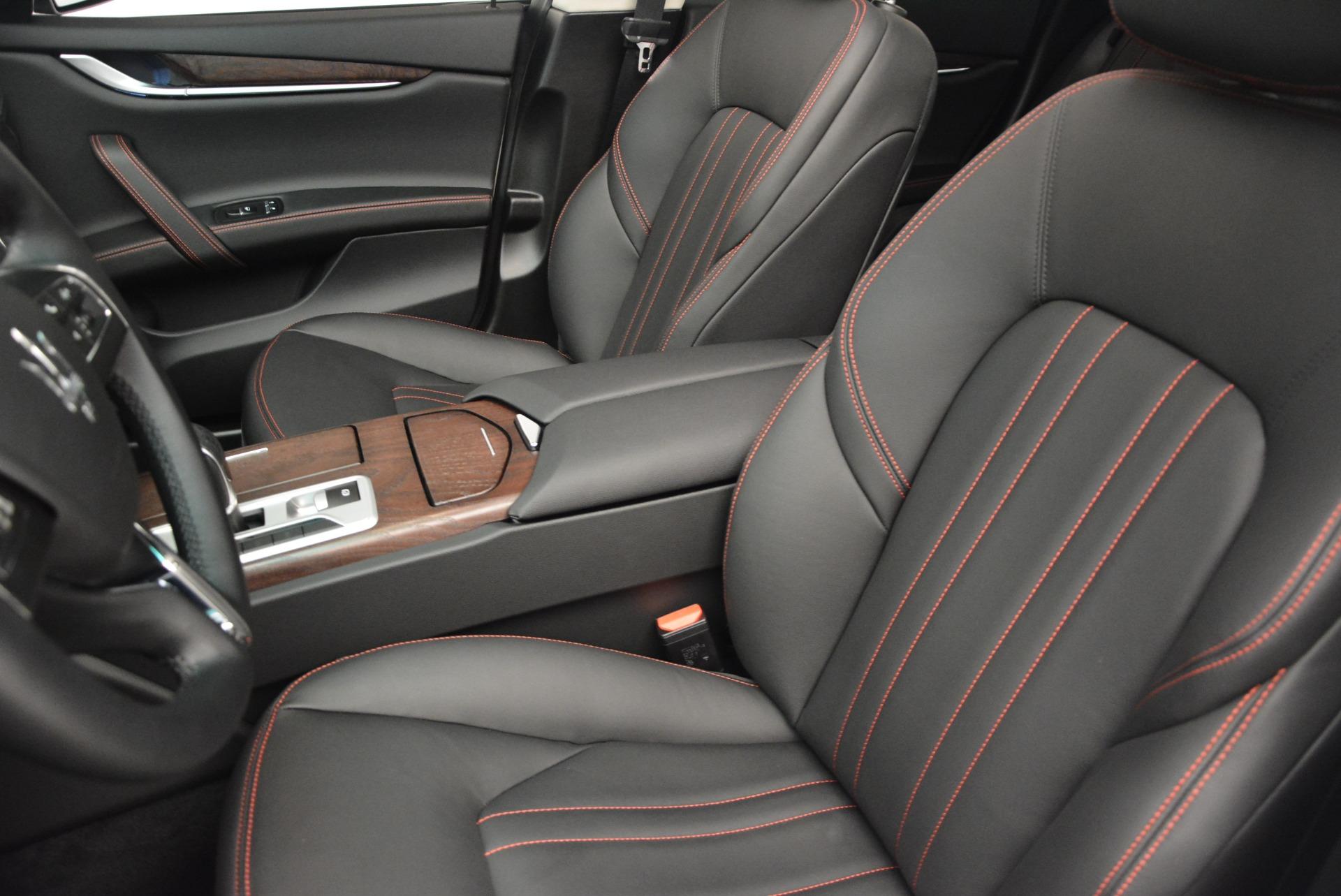 Used 2015 Maserati Ghibli S Q4 For Sale In Westport, CT 2070_p14