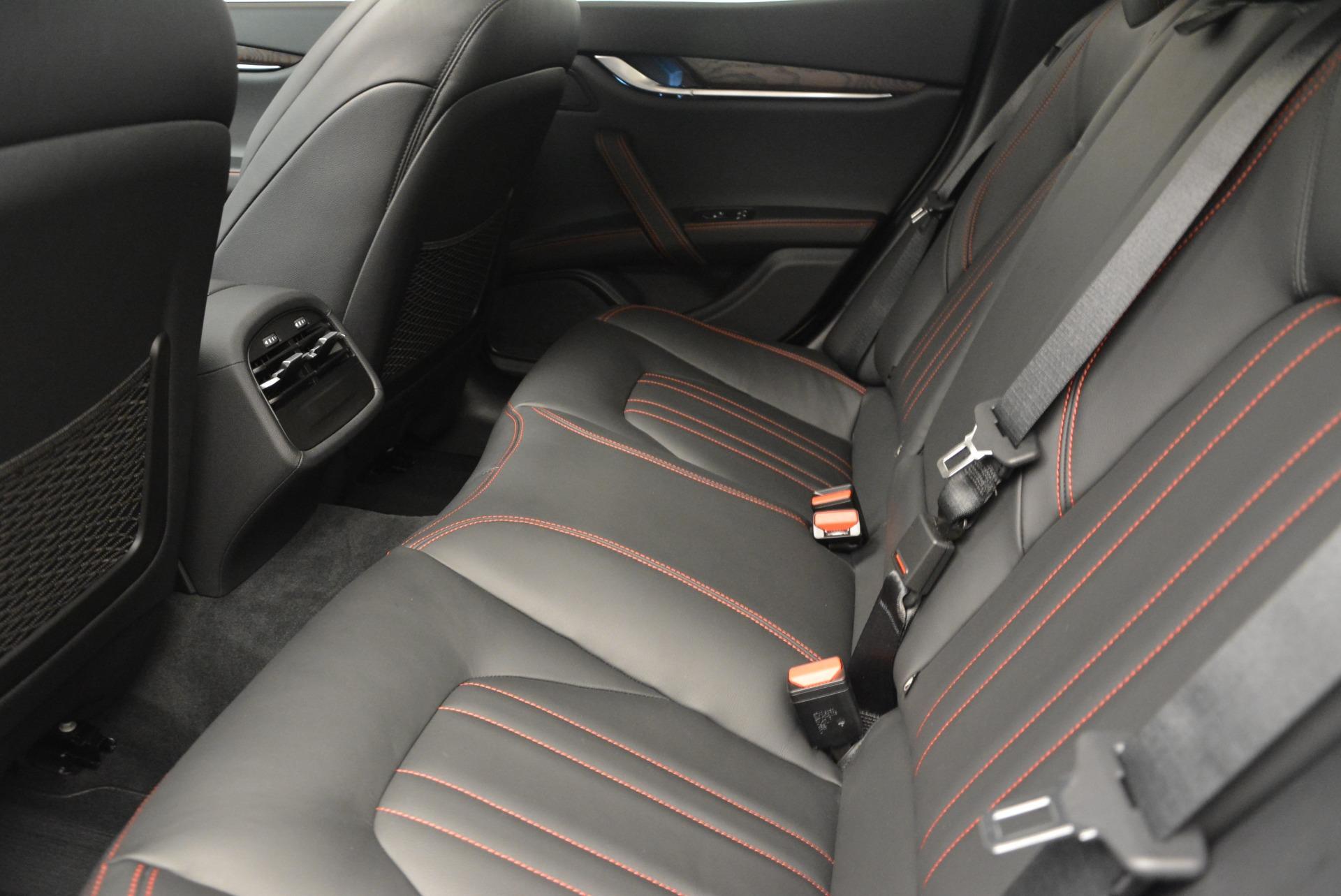 Used 2015 Maserati Ghibli S Q4 For Sale In Westport, CT 2070_p16