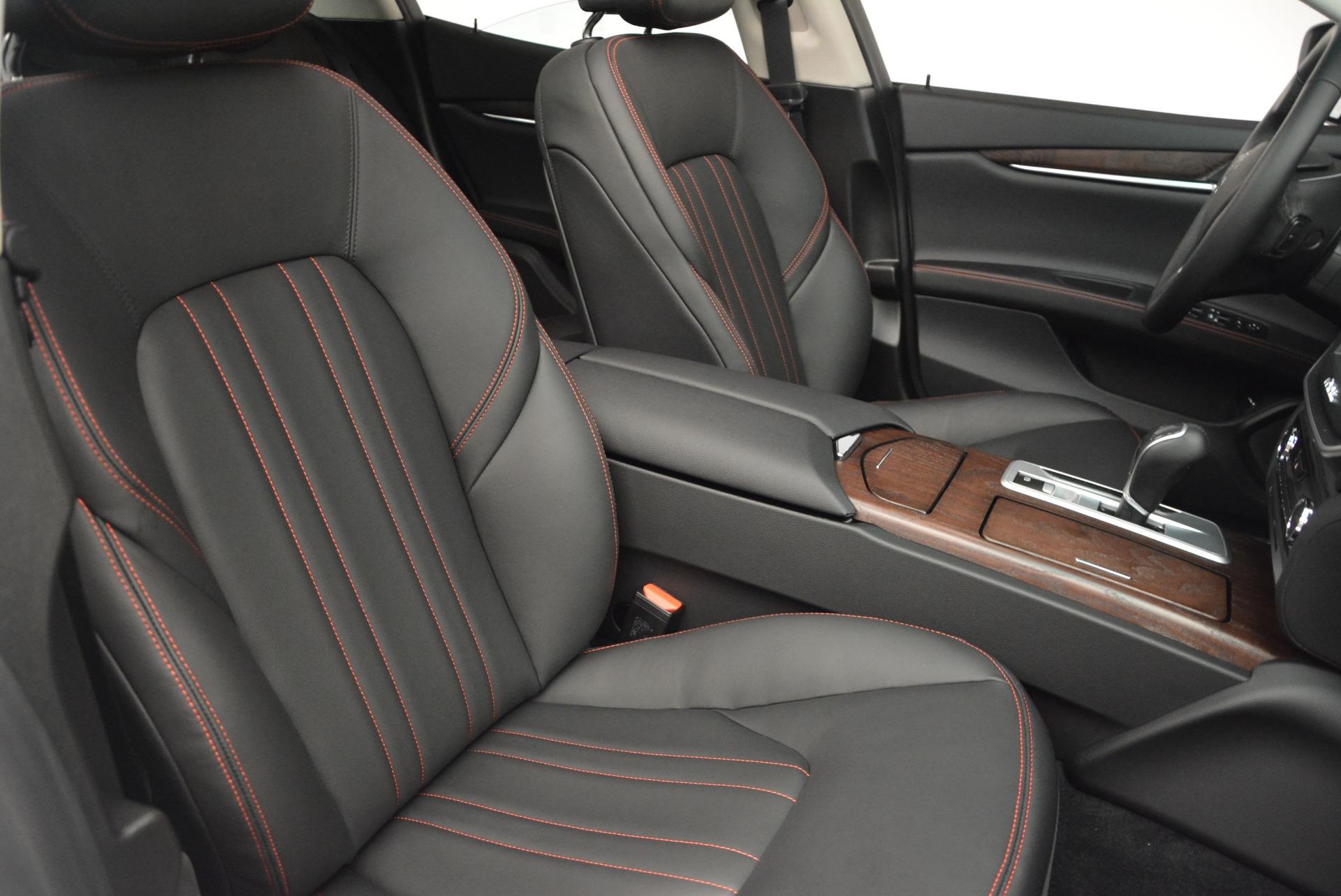 Used 2015 Maserati Ghibli S Q4 For Sale In Westport, CT 2070_p19