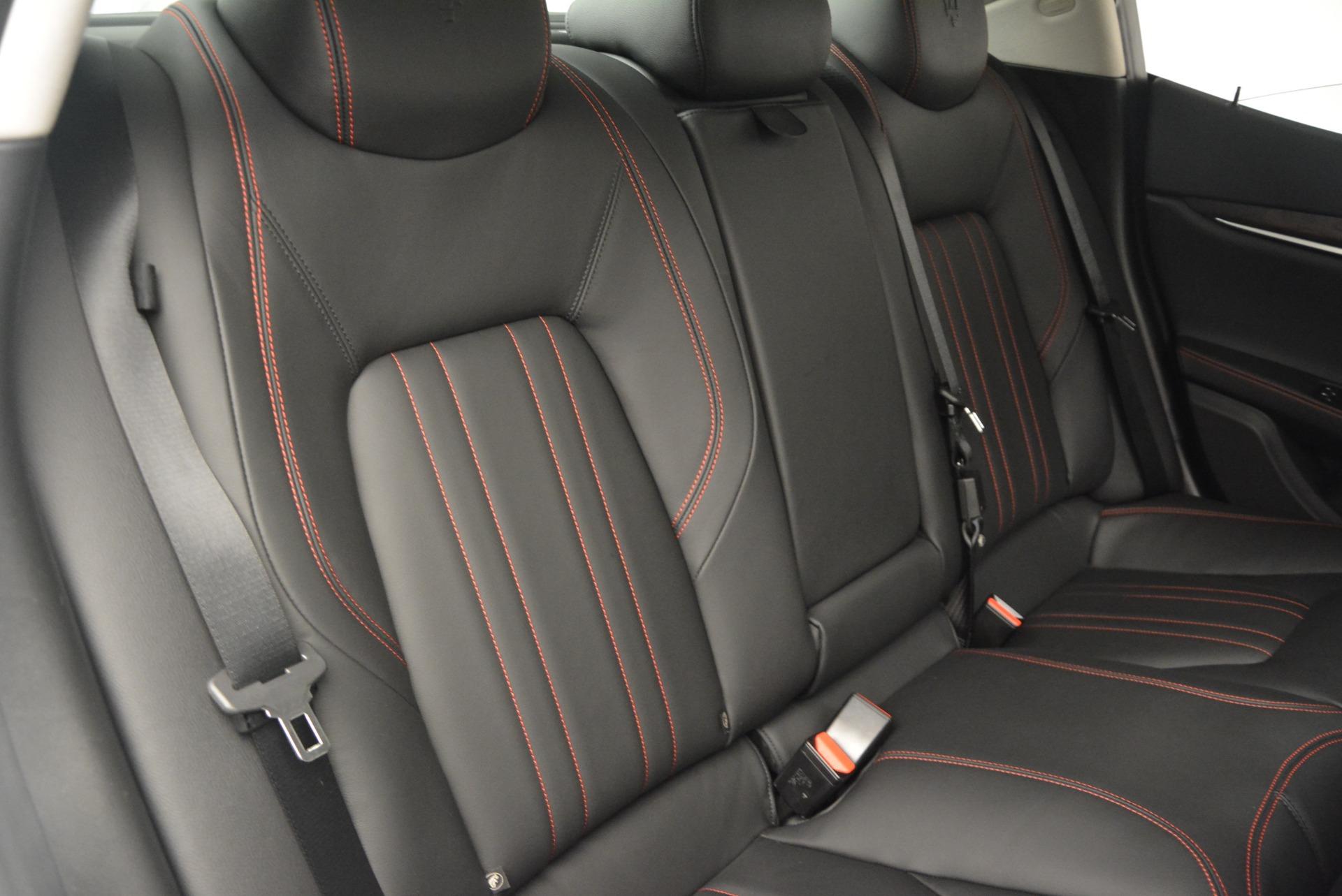 Used 2015 Maserati Ghibli S Q4 For Sale In Westport, CT 2070_p22