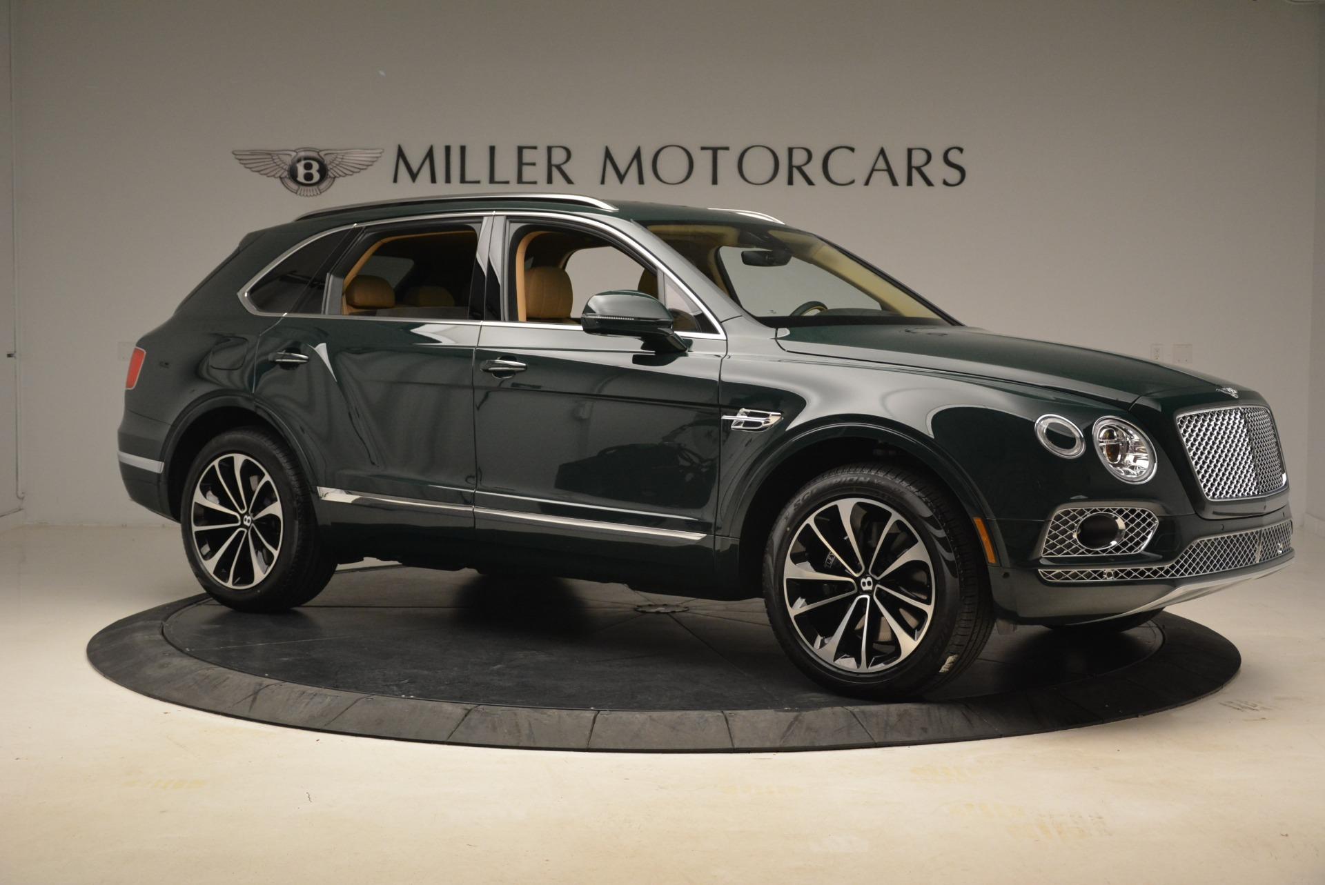 New 2018 Bentley Bentayga Signature For Sale In Westport, CT 2072_p10