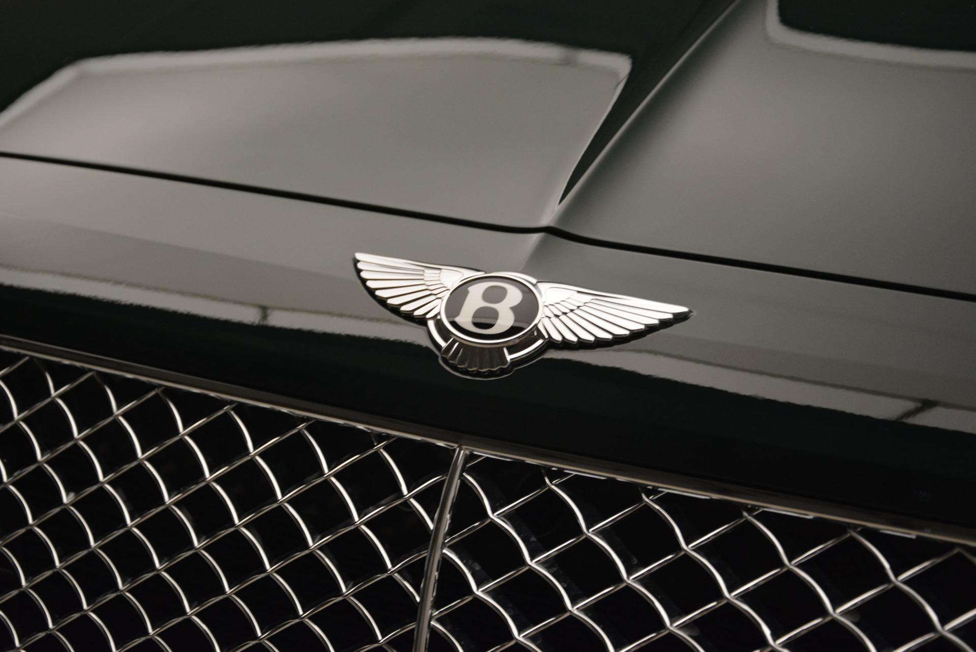 New 2018 Bentley Bentayga Signature For Sale In Westport, CT 2072_p15