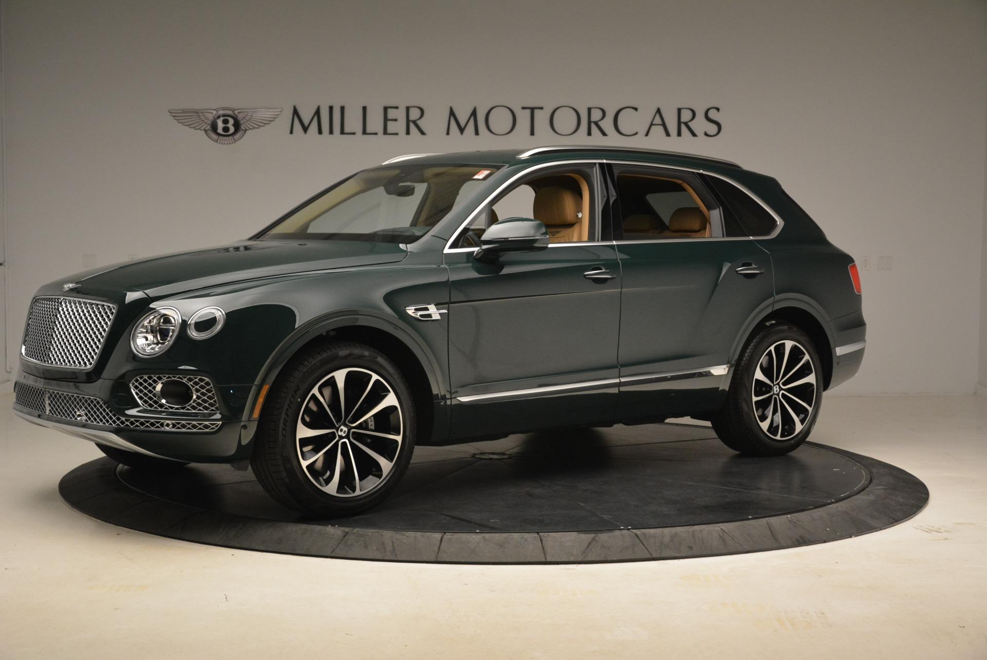 New 2018 Bentley Bentayga Signature For Sale In Westport, CT 2072_p2