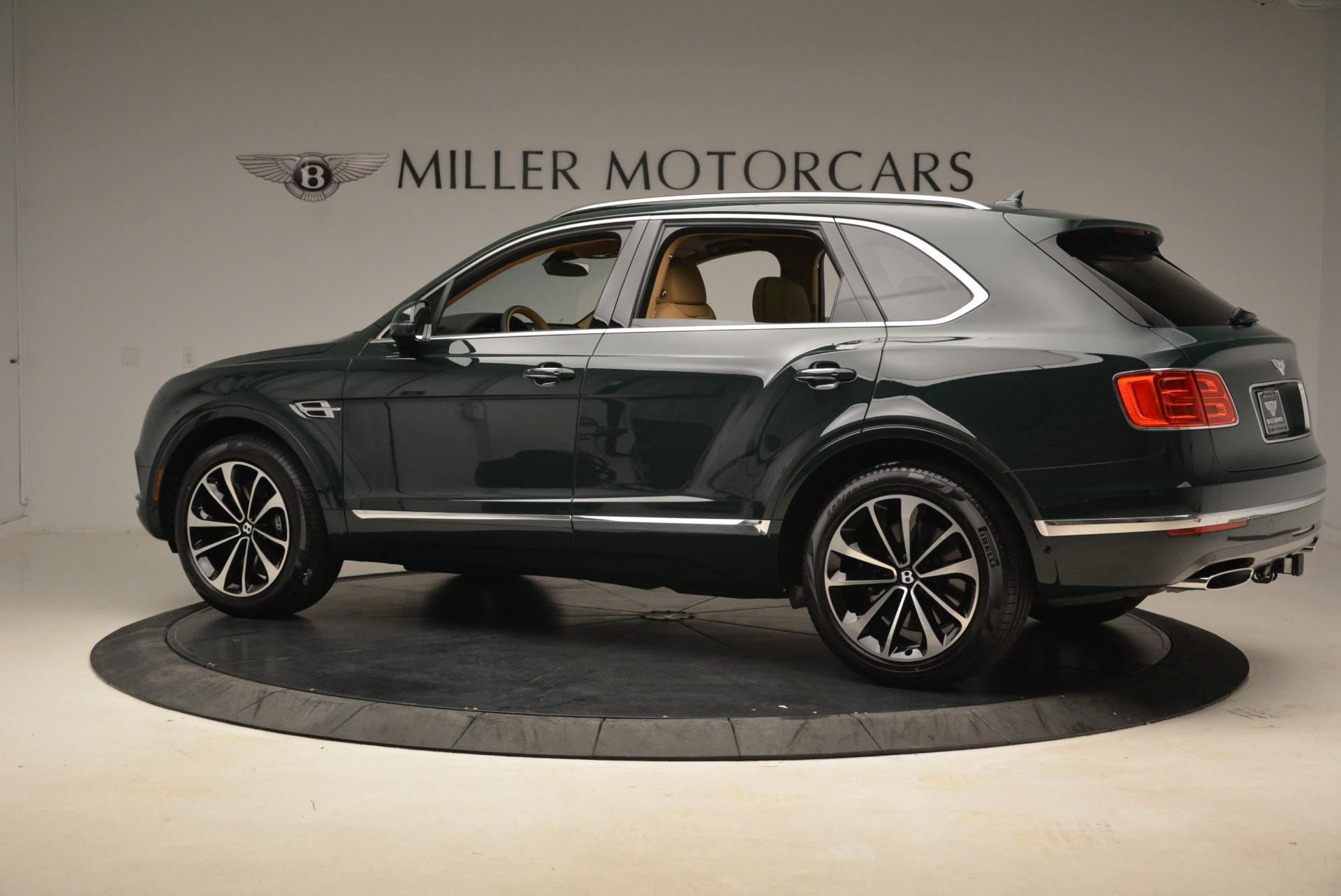 New 2018 Bentley Bentayga Signature For Sale In Westport, CT 2072_p4