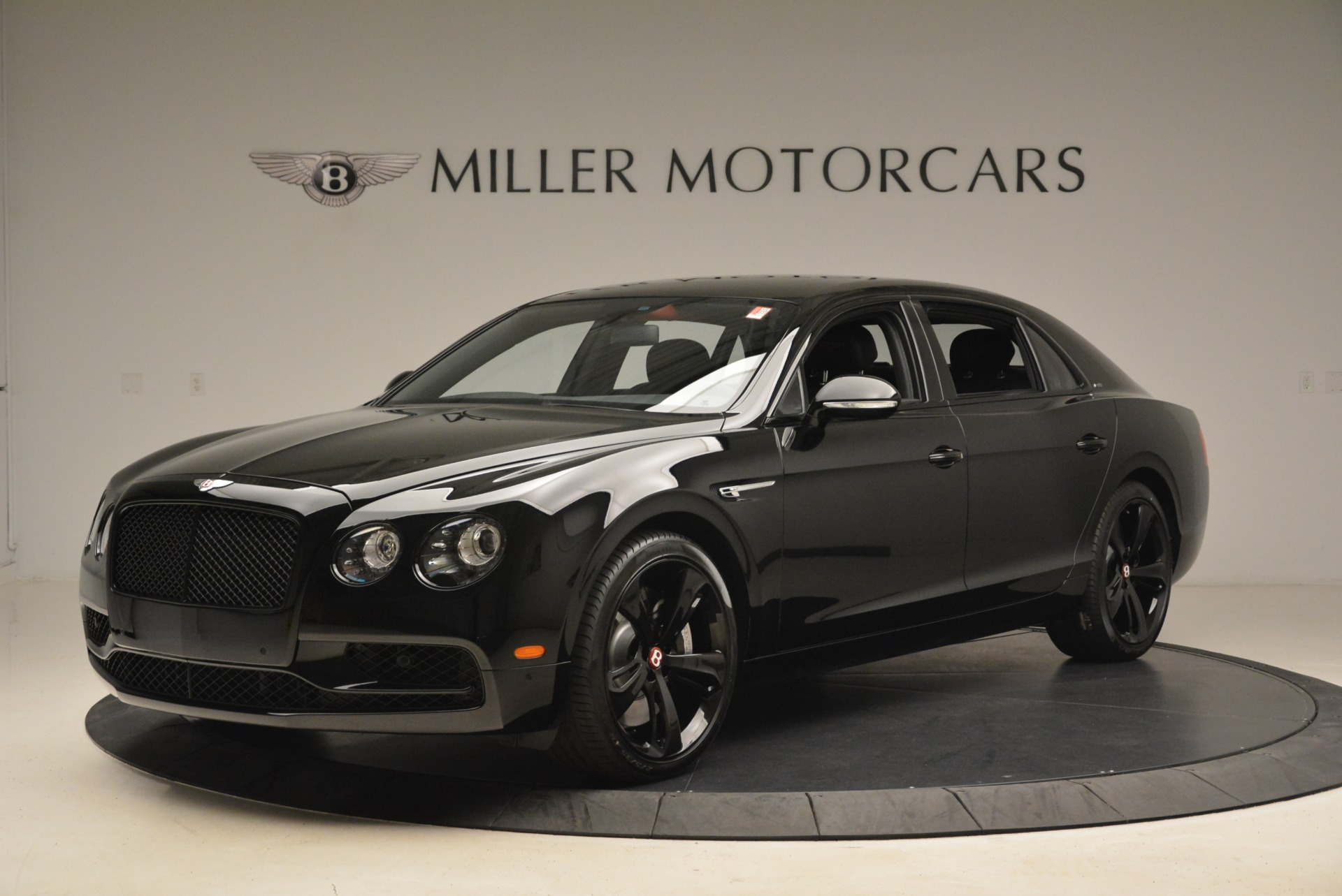 New 2018 Bentley Flying Spur V8 S Black Edition For Sale In Westport, CT 2073_p2