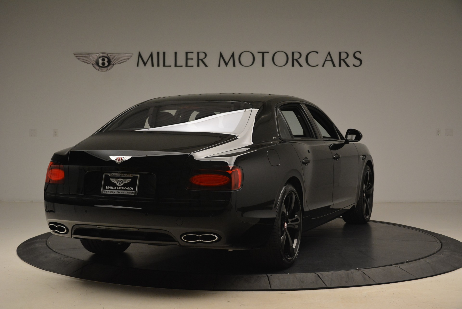 New 2018 Bentley Flying Spur V8 S Black Edition For Sale In Westport, CT 2073_p7