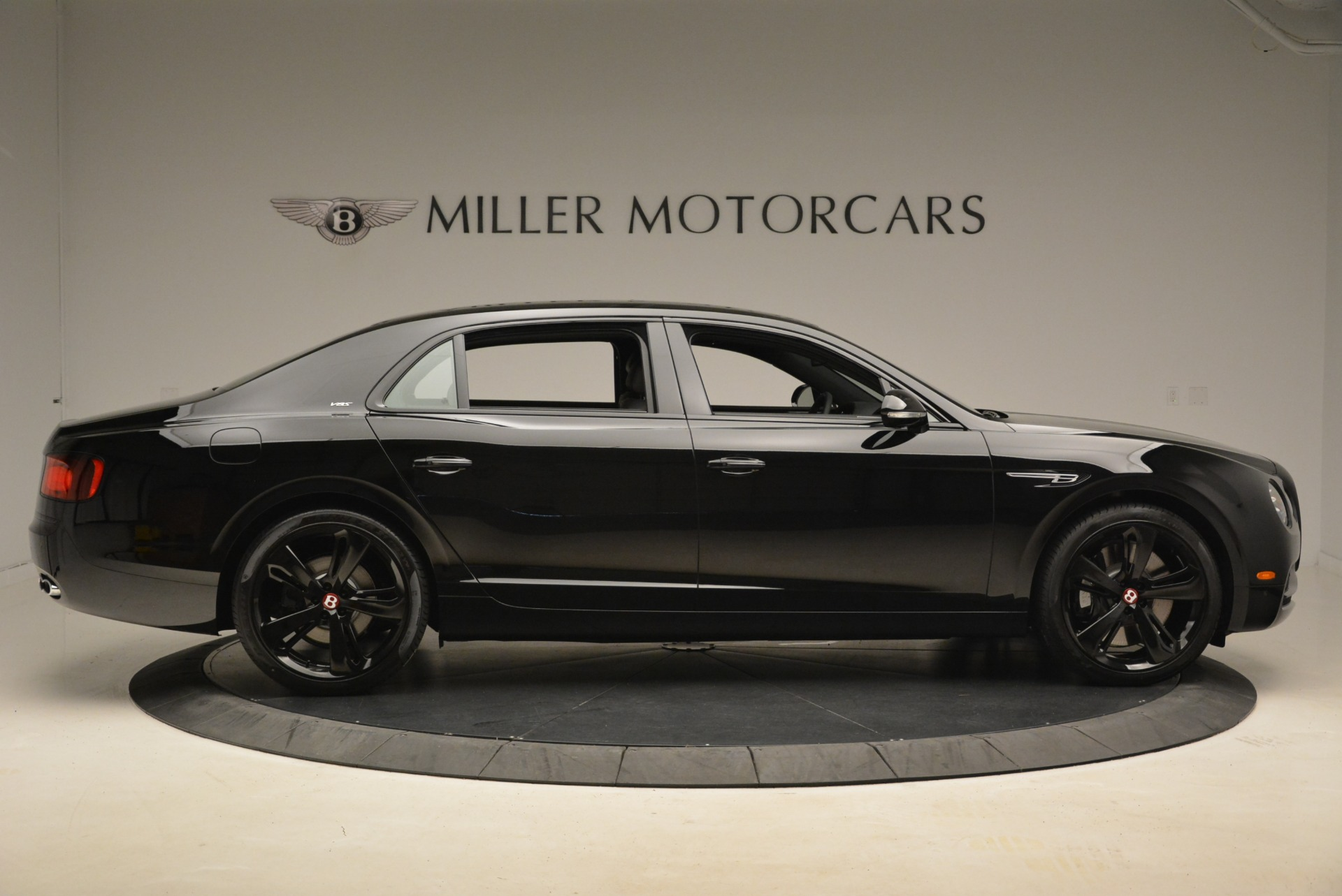 New 2018 Bentley Flying Spur V8 S Black Edition For Sale In Westport, CT 2073_p9
