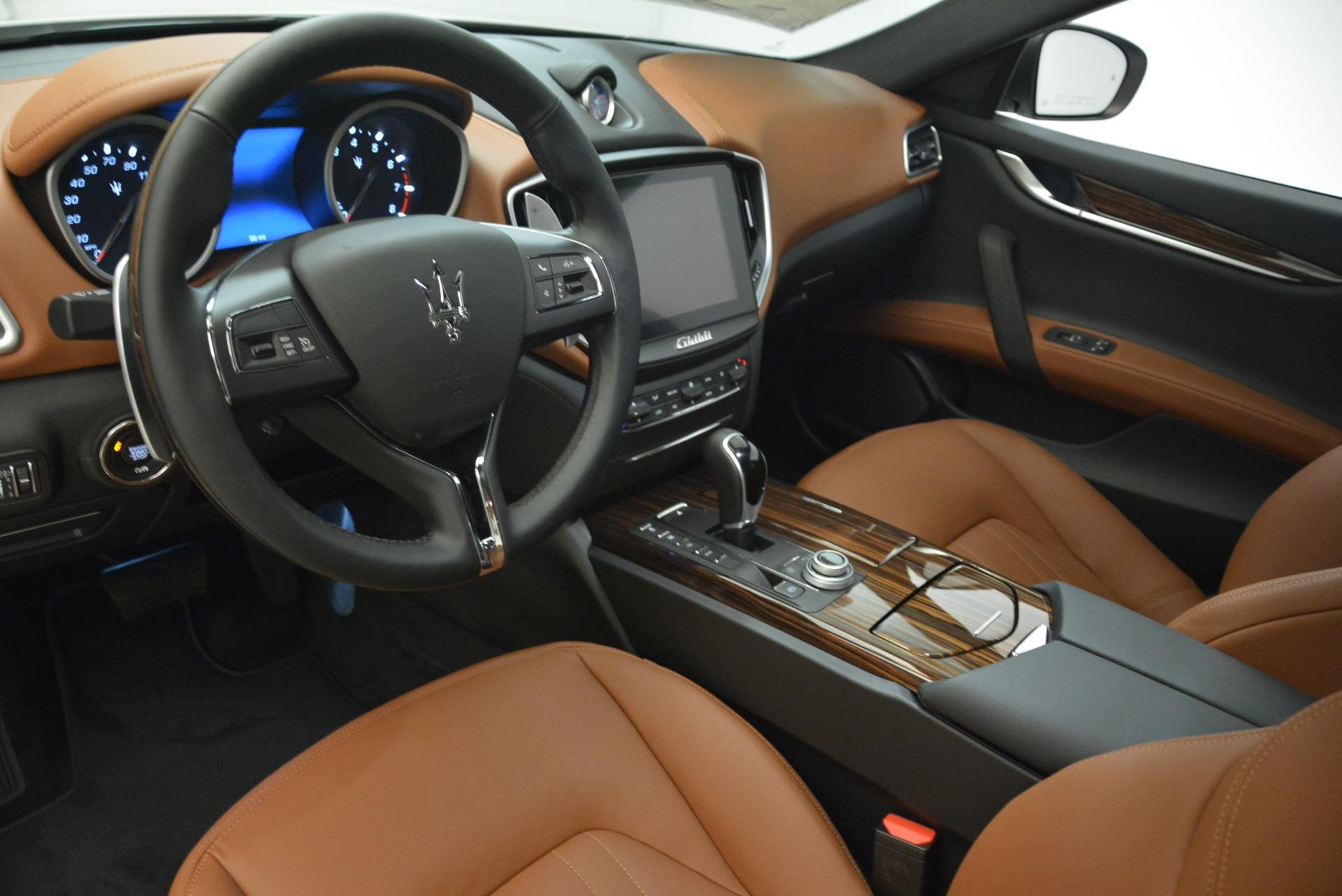 New 2018 Maserati Ghibli S Q4 For Sale In Westport, CT 2074_p13