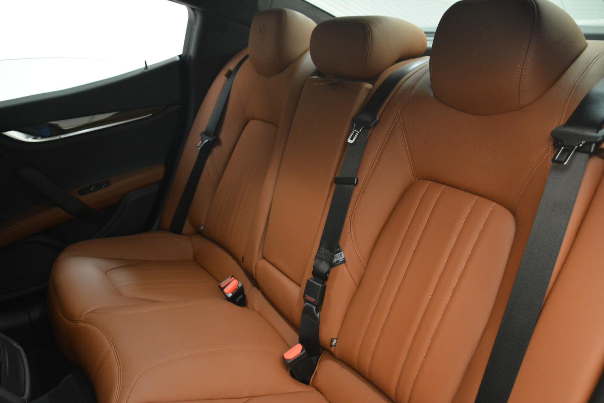 New 2018 Maserati Ghibli S Q4 For Sale In Westport, CT 2074_p21