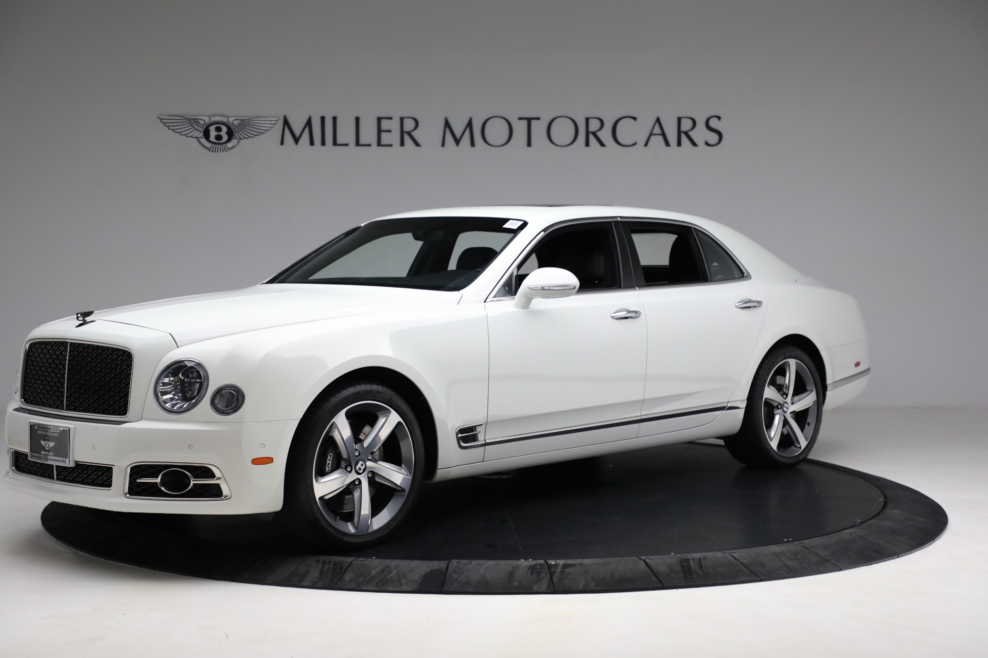New 2018 Bentley Mulsanne Speed For Sale In Westport, CT 2075_main