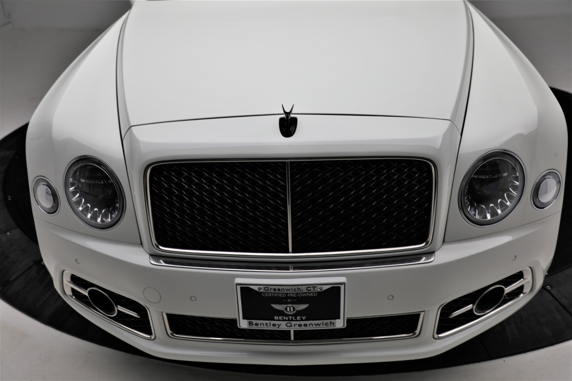 Used 2018 Bentley Mulsanne Speed For Sale In Westport, CT 2075_p12