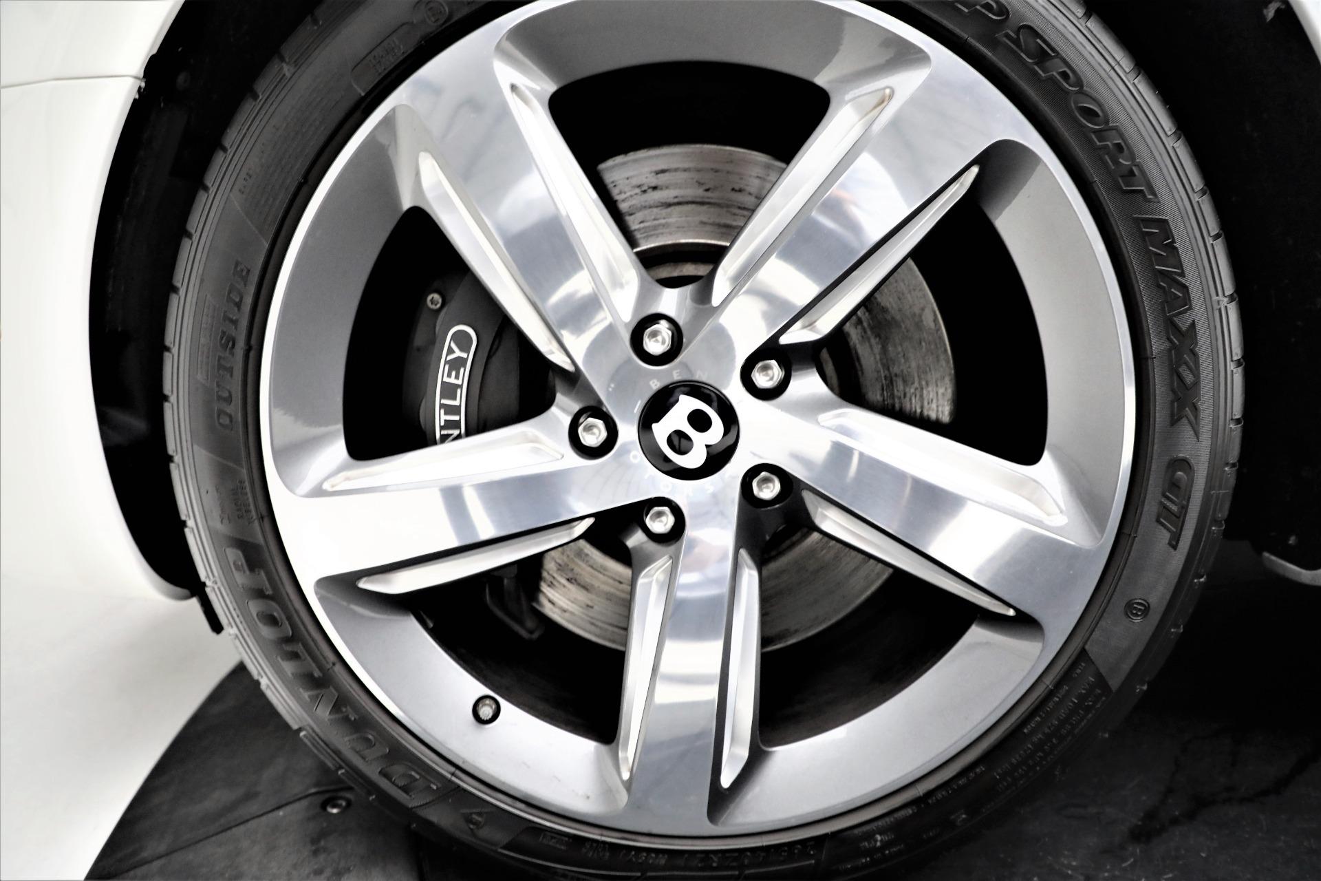 Used 2018 Bentley Mulsanne Speed For Sale In Westport, CT 2075_p14