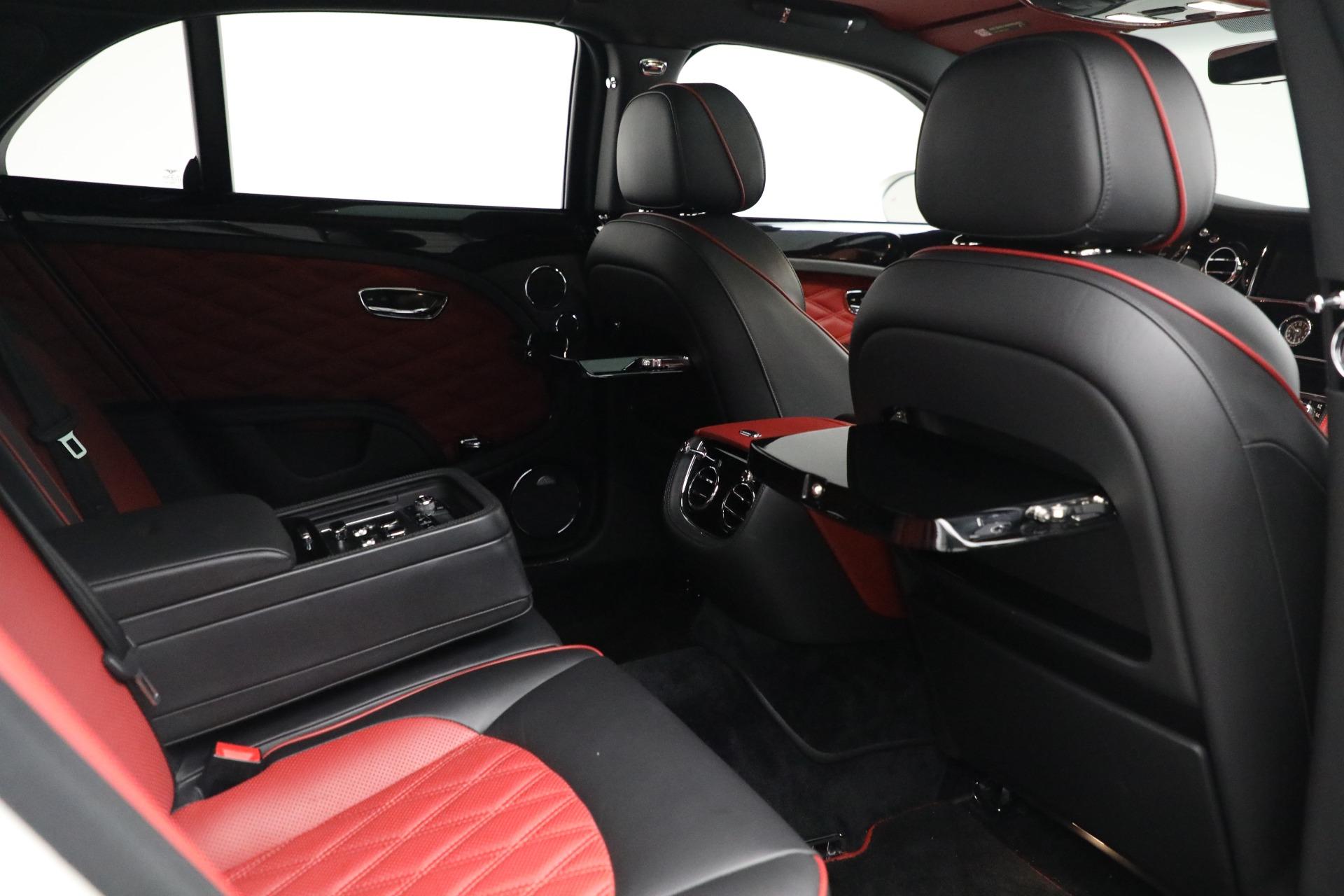 Used 2018 Bentley Mulsanne Speed For Sale In Westport, CT 2075_p24