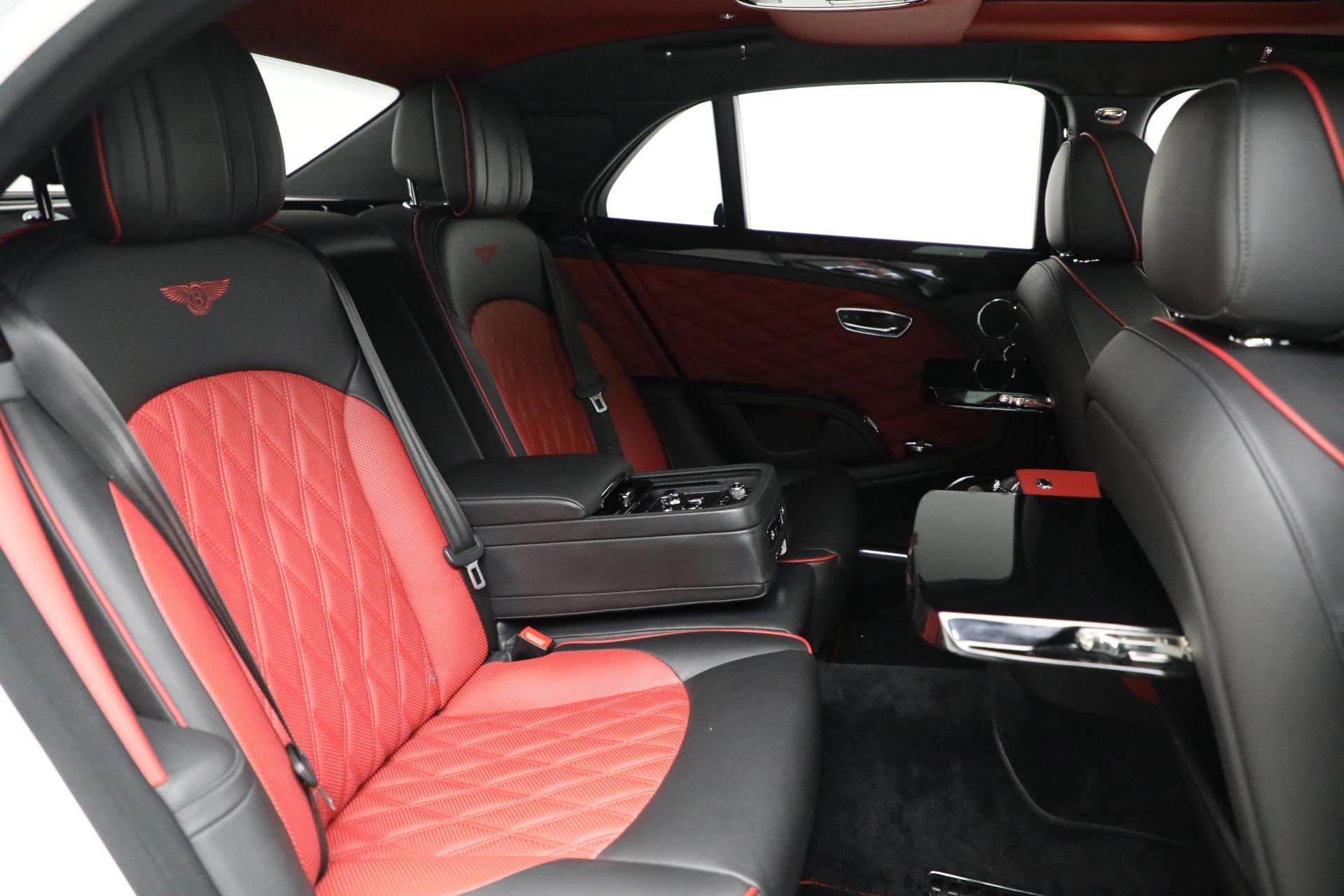 Used 2018 Bentley Mulsanne Speed For Sale In Westport, CT 2075_p26