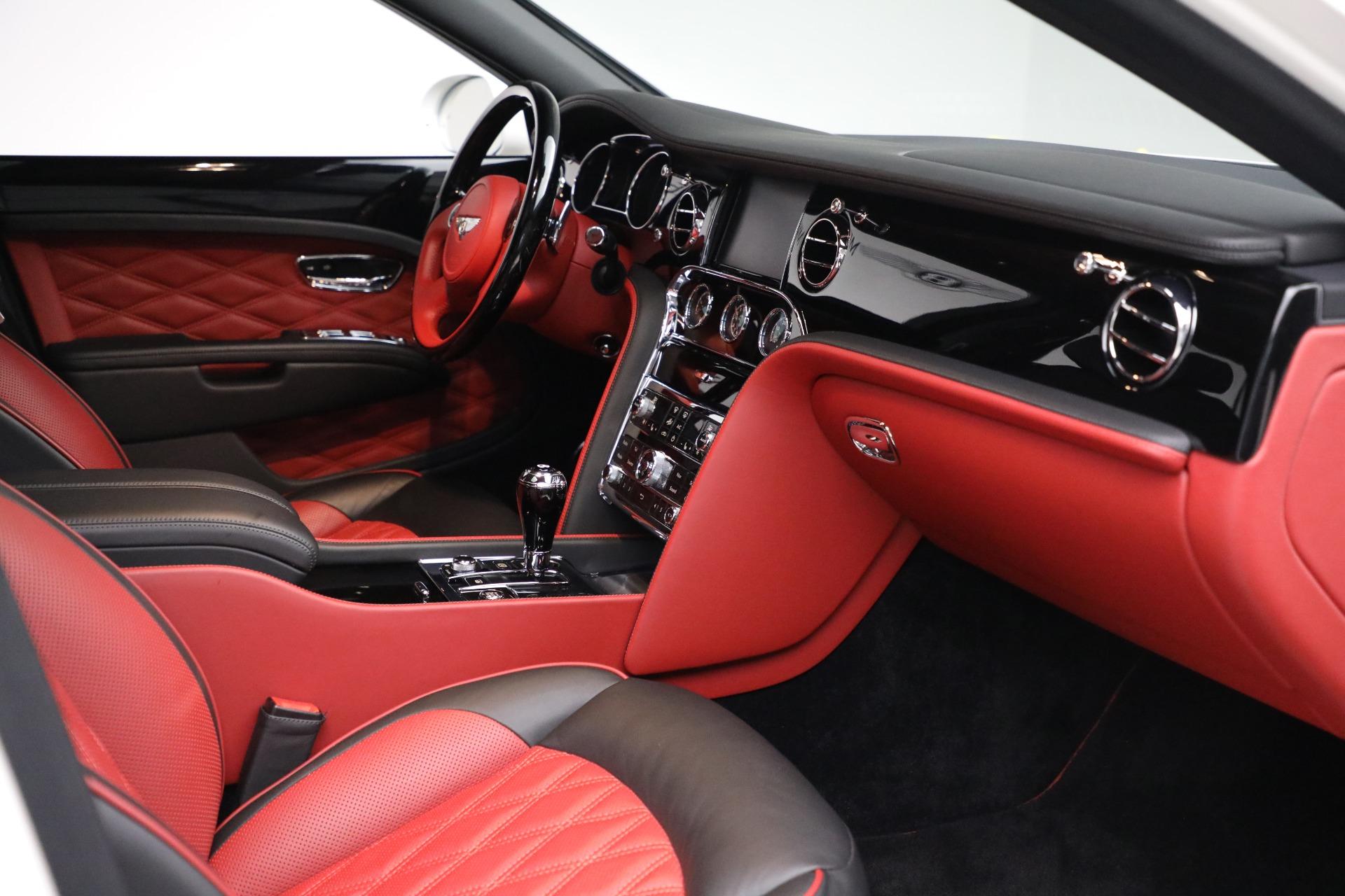 Used 2018 Bentley Mulsanne Speed For Sale In Westport, CT 2075_p27