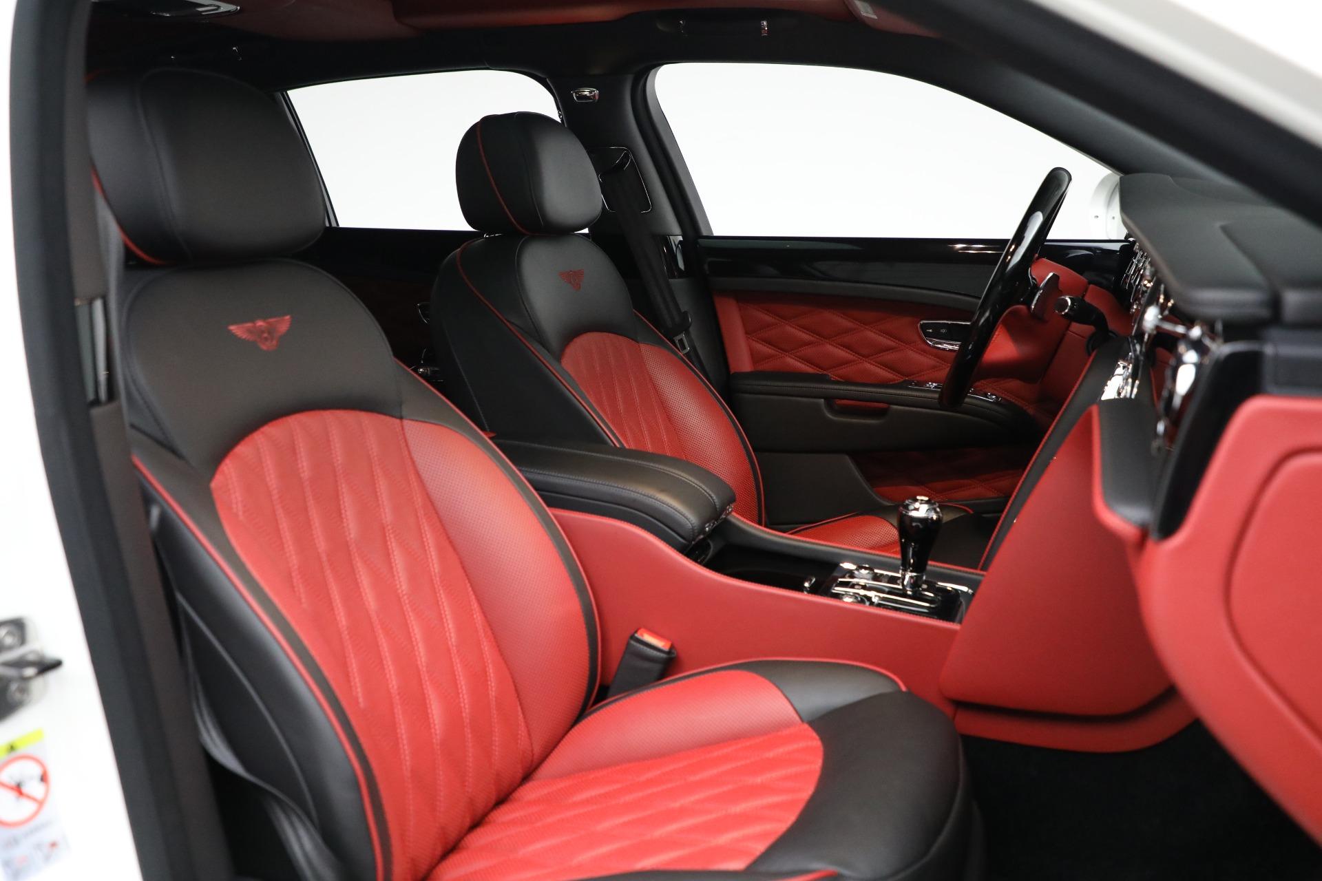 Used 2018 Bentley Mulsanne Speed For Sale In Westport, CT 2075_p29