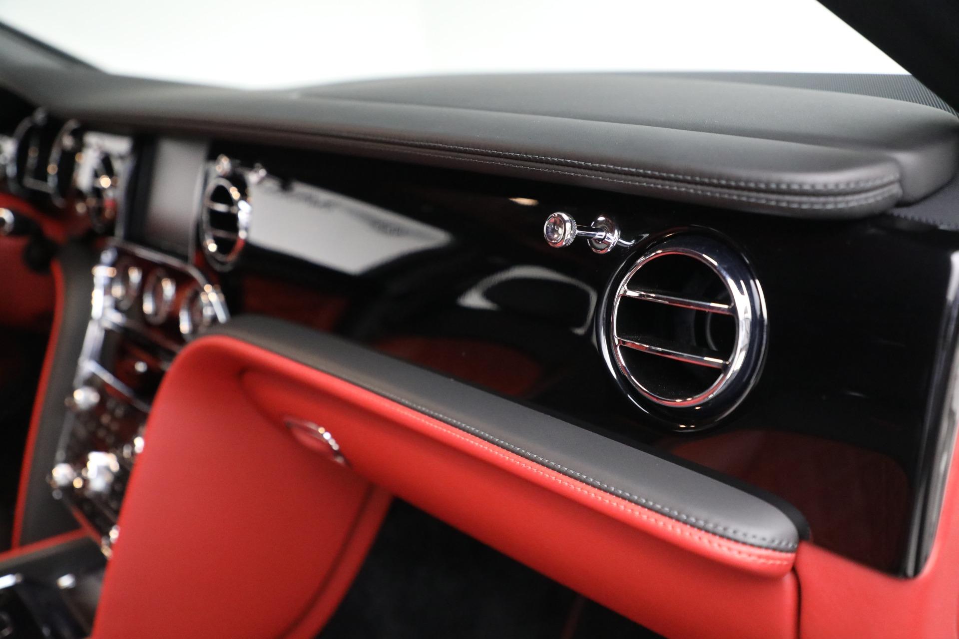Used 2018 Bentley Mulsanne Speed For Sale In Westport, CT 2075_p30