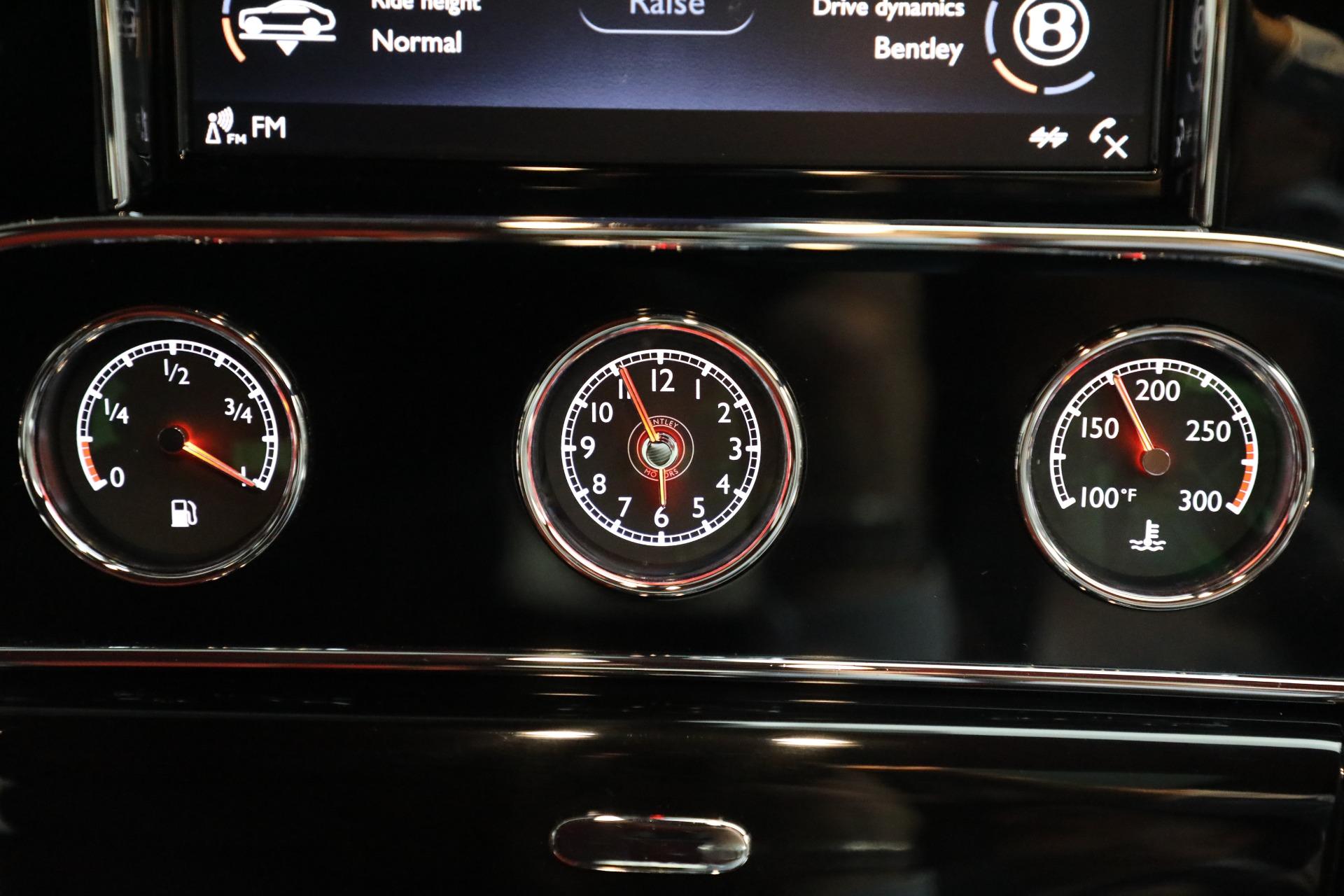 Used 2018 Bentley Mulsanne Speed For Sale In Westport, CT 2075_p31