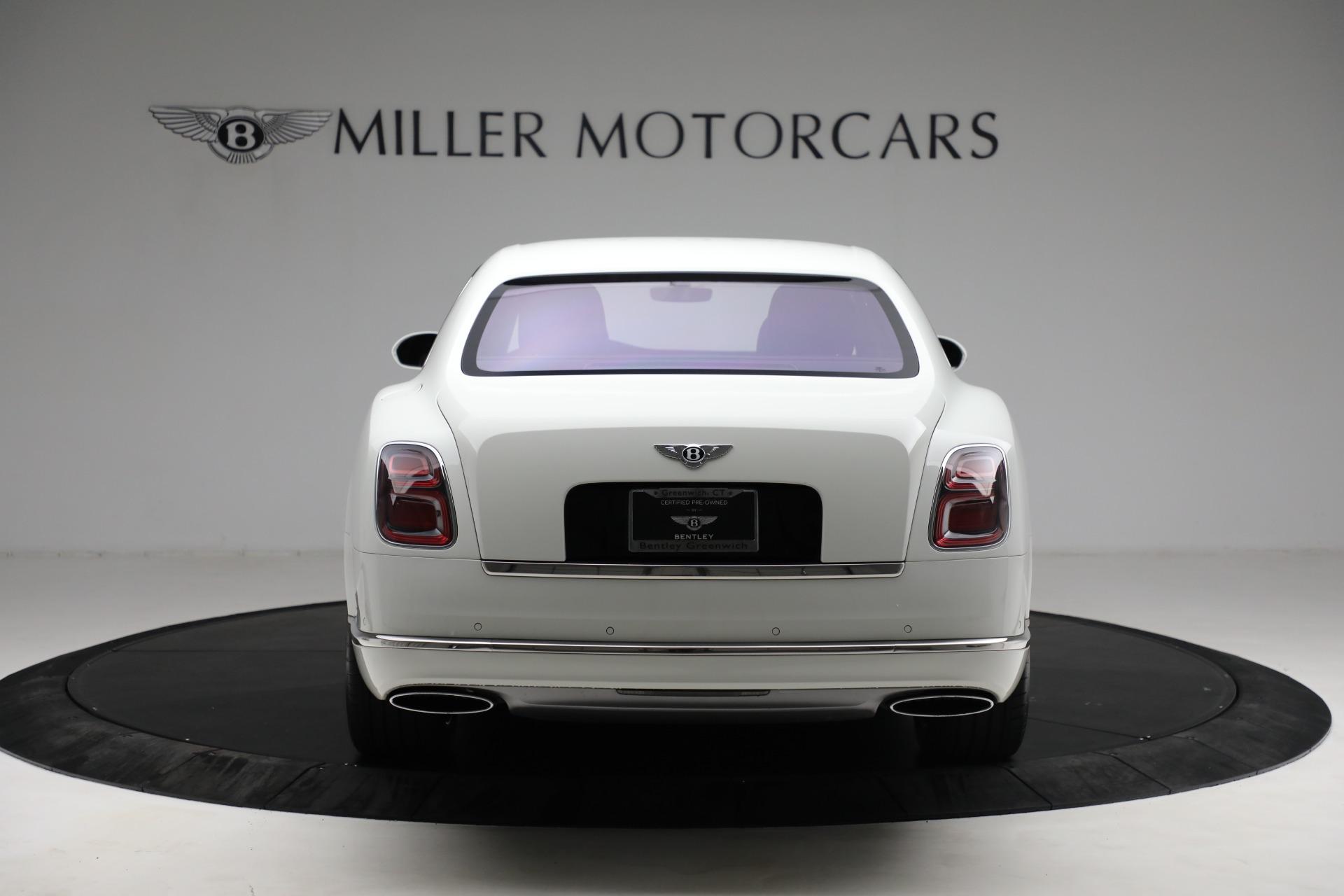 Used 2018 Bentley Mulsanne Speed For Sale In Westport, CT 2075_p5