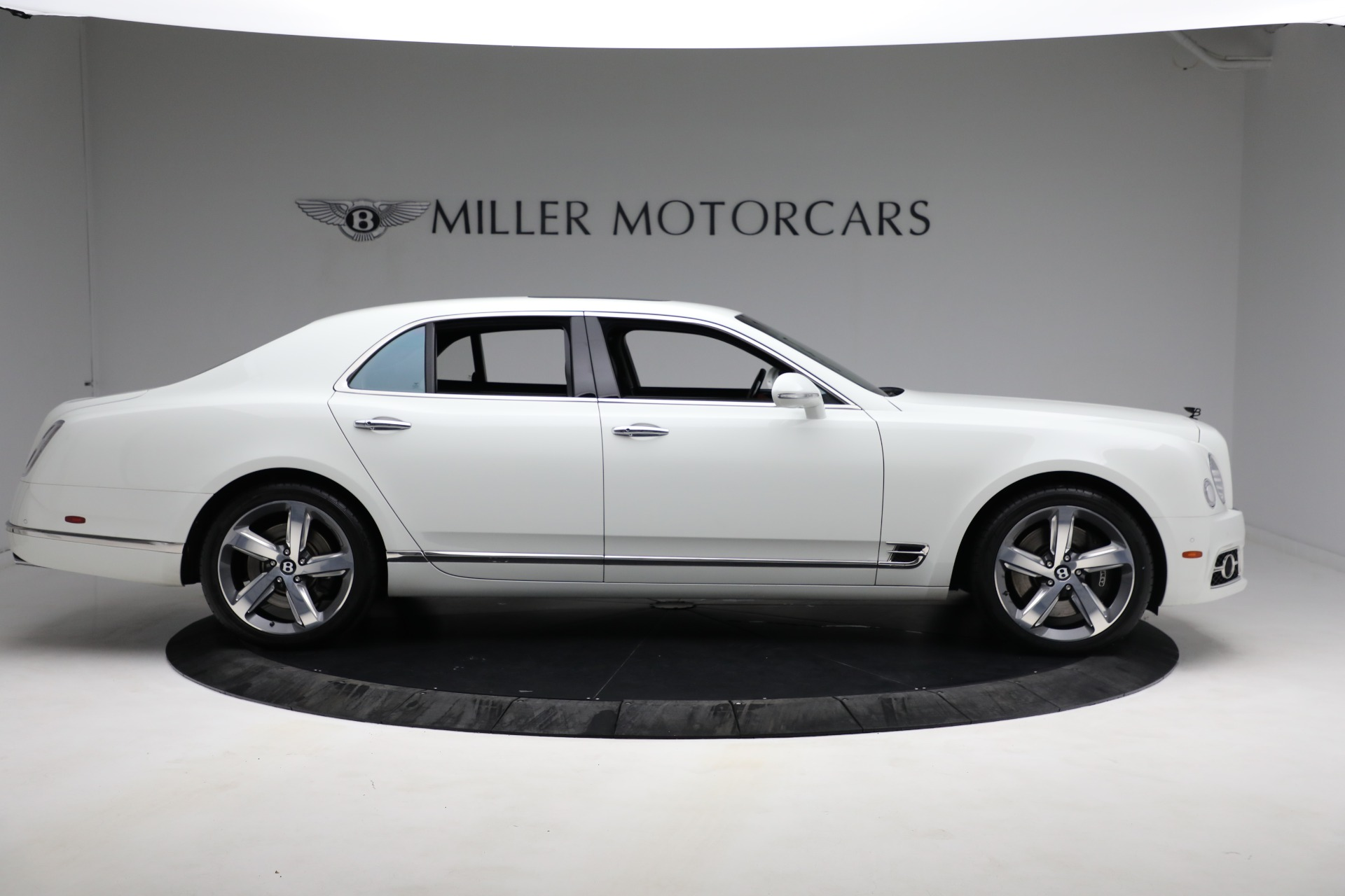 New 2018 Bentley Mulsanne Speed For Sale In Westport, CT 2075_p8