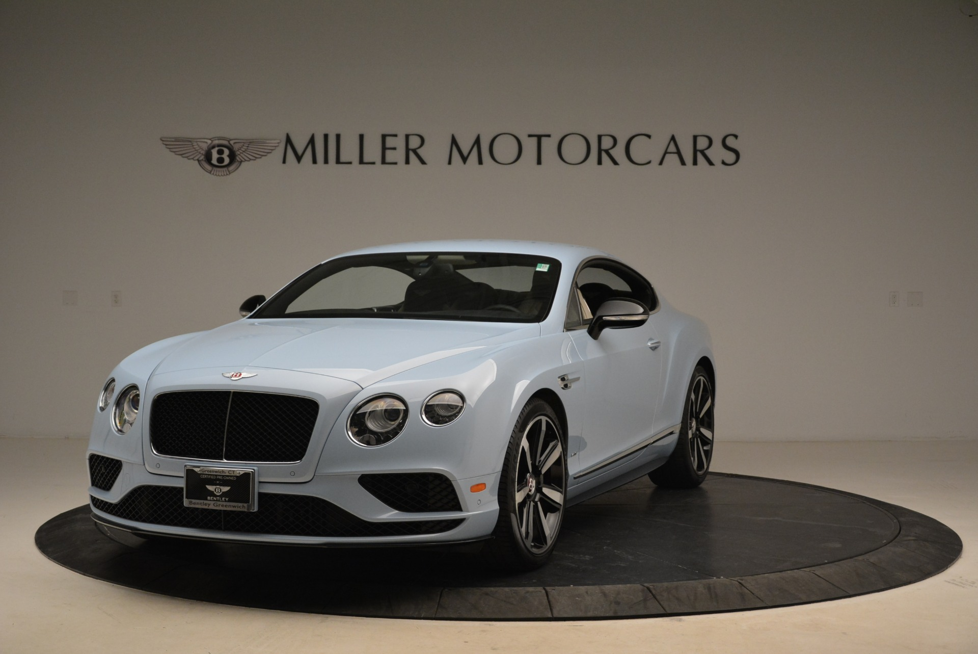 Used 2016 Bentley Continental GT V8 S For Sale In Westport, CT 2077_main
