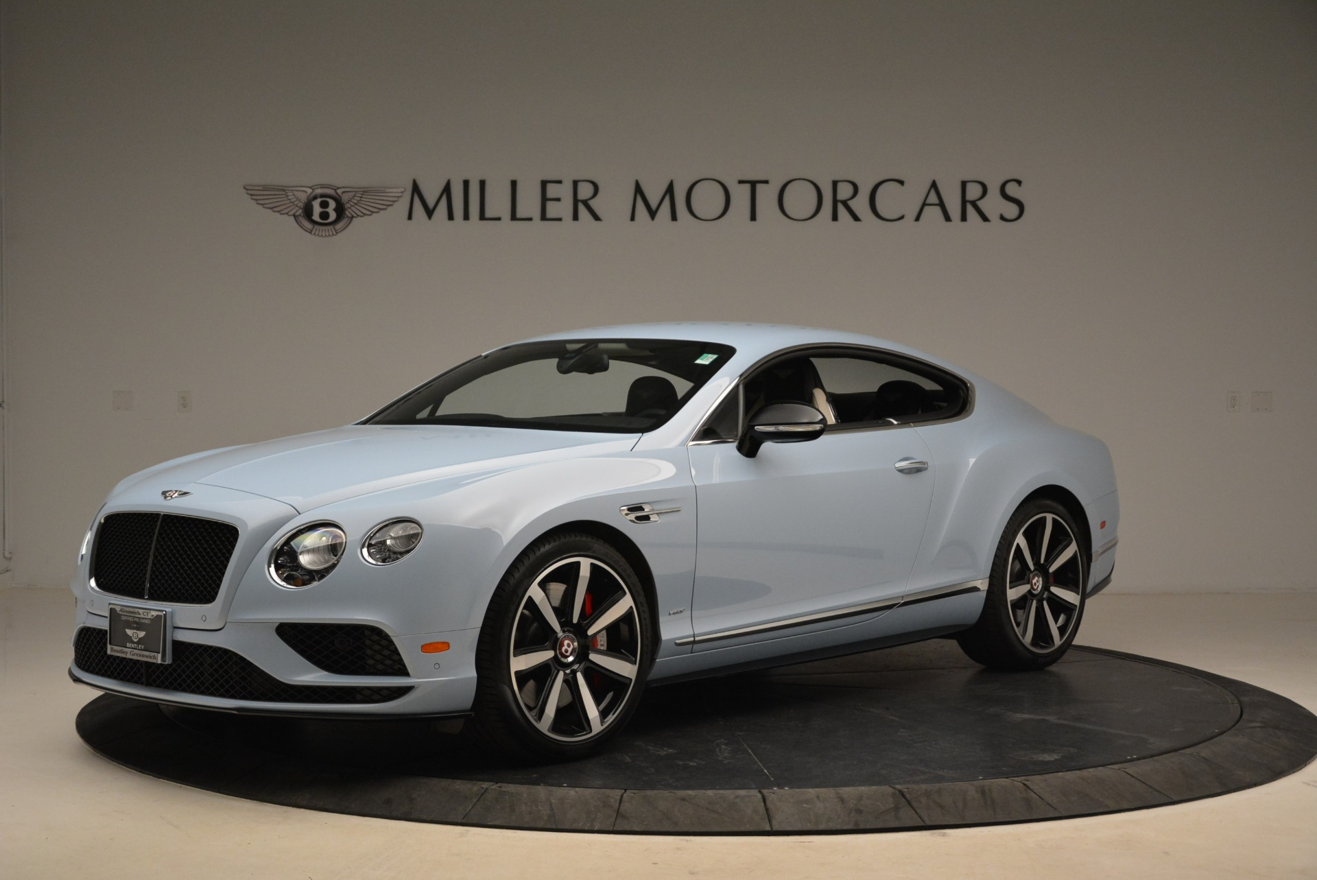 Used 2016 Bentley Continental GT V8 S For Sale In Westport, CT 2077_p2