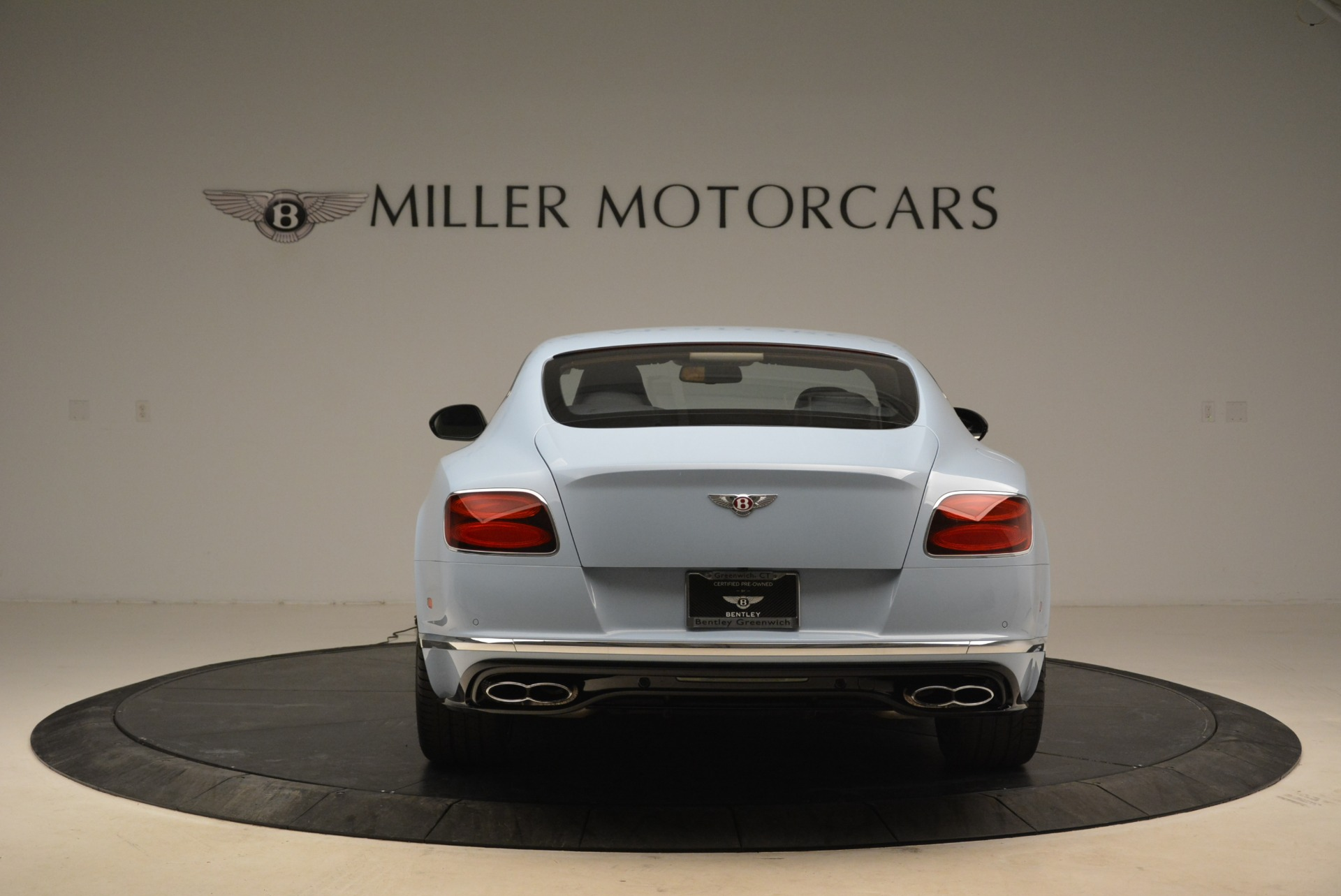 Used 2016 Bentley Continental GT V8 S For Sale In Westport, CT 2077_p6