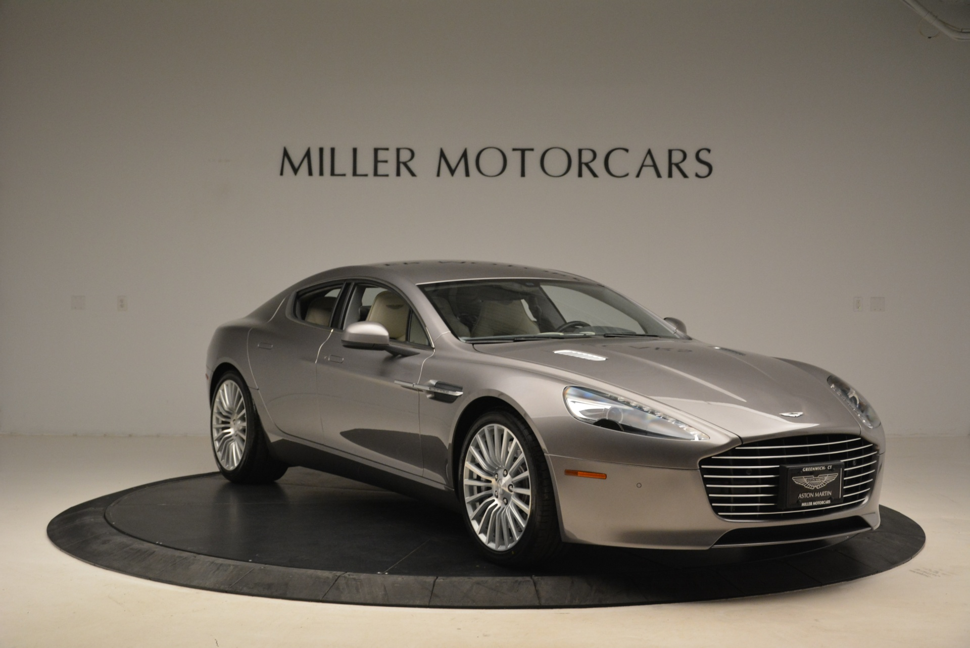 Used 2014 Aston Martin Rapide S  For Sale In Westport, CT 2079_p11