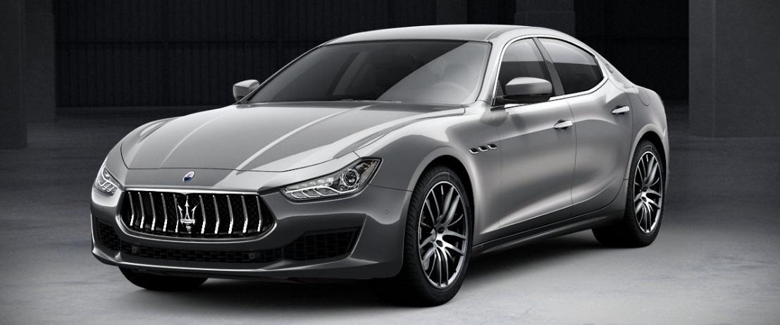 New 2018 Maserati Ghibli S Q4 For Sale In Westport, CT 2080_main